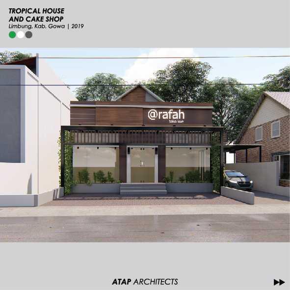 Jasa Arsitek ATAP Architects di Takalar