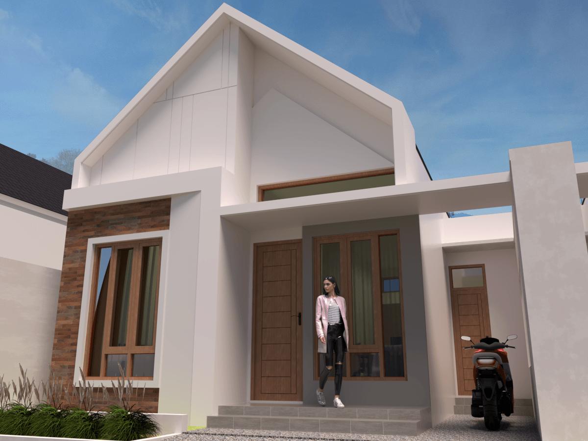 Rancang Raya Arsitek Desain Rumah Tinggal Ny. Lina Type 40 Jayapura, Kota Jayapura, Papua, Indonesia Jayapura, Kota Jayapura, Papua, Indonesia Rancang-Raya-Arsitek-Desain-Rumah-Tinggal-Ny-Lina-Type-40  119451