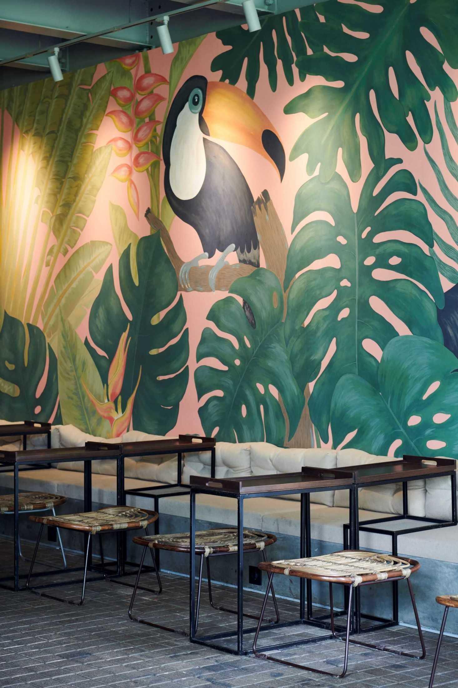 Hadivincent Architects Oval Bar Ciumbuleuit, Cidadap, Kota Bandung, Jawa Barat, Indonesia Ciumbuleuit, Cidadap, Kota Bandung, Jawa Barat, Indonesia Hadivincent-Architects-Oval-Bar  71522