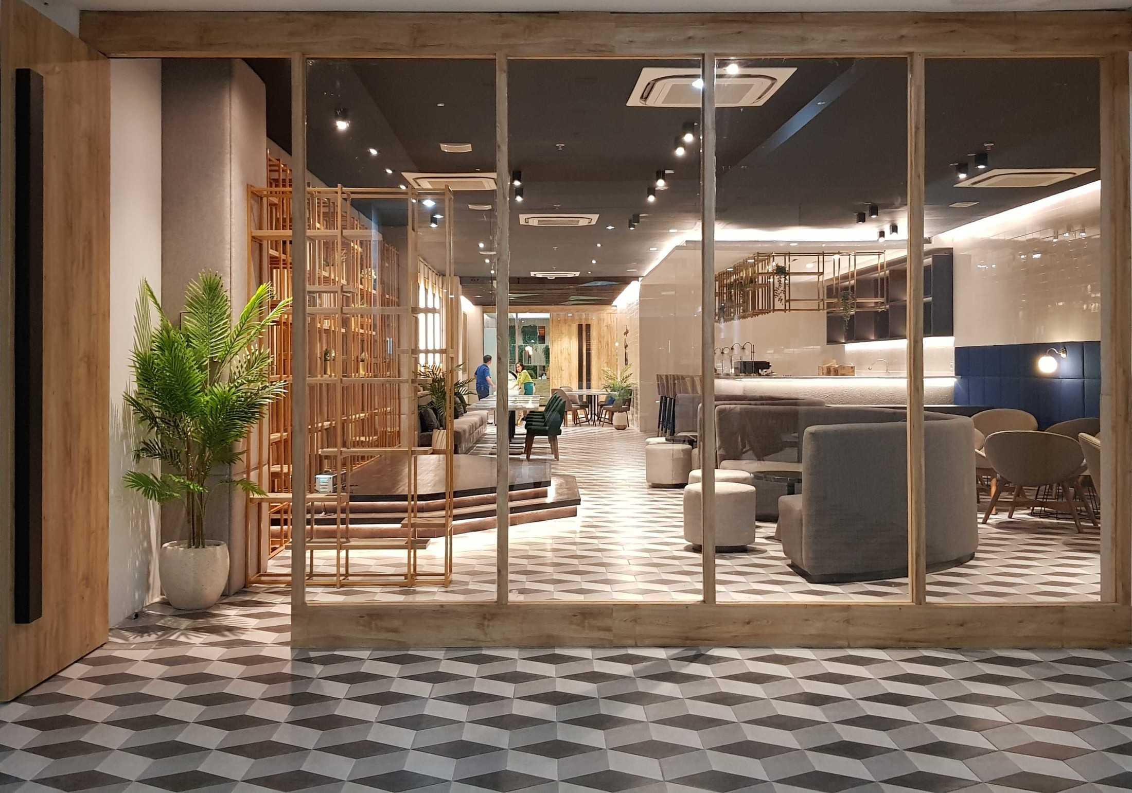 Jasa Design and Build ruang komunal di Surabaya