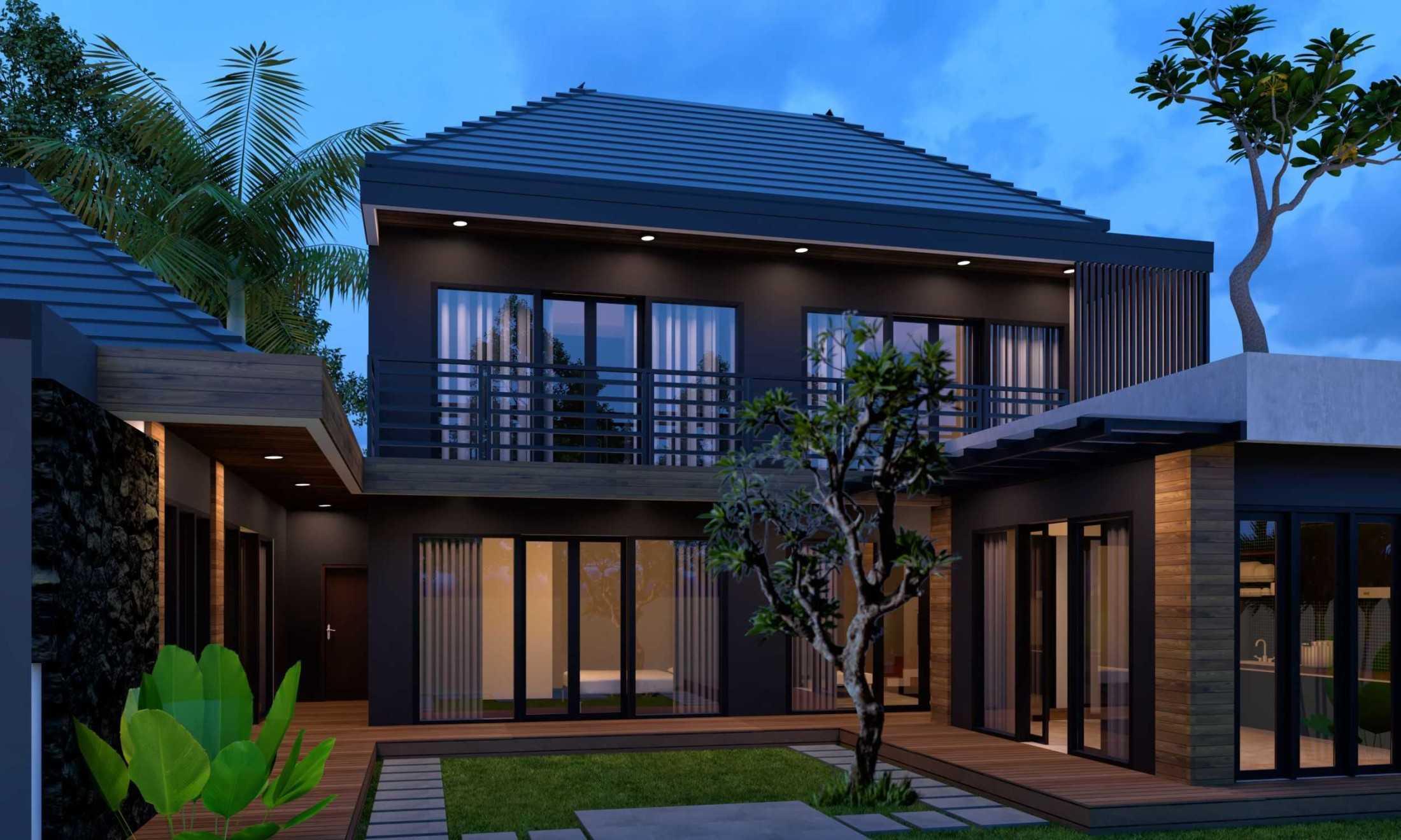Niara Space The Black House Ubud, Kecamatan Ubud, Kabupaten Gianyar, Bali, Indonesia Ubud, Kecamatan Ubud, Kabupaten Gianyar, Bali, Indonesia Design-8-Studio-The-Black-House Modern 72598
