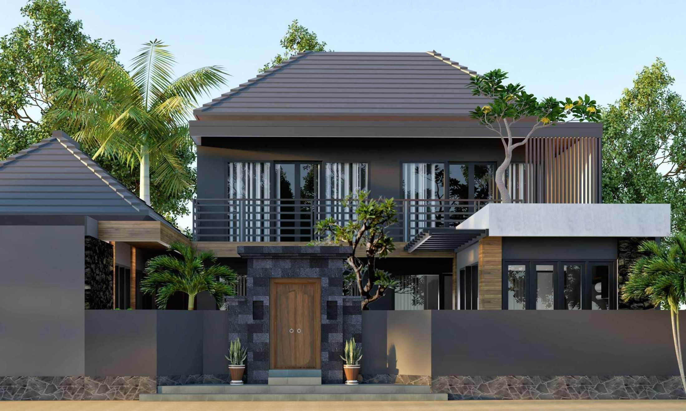 Niara Space The Black House Ubud, Kecamatan Ubud, Kabupaten Gianyar, Bali, Indonesia Ubud, Kecamatan Ubud, Kabupaten Gianyar, Bali, Indonesia Design-8-Studio-The-Black-House  72599