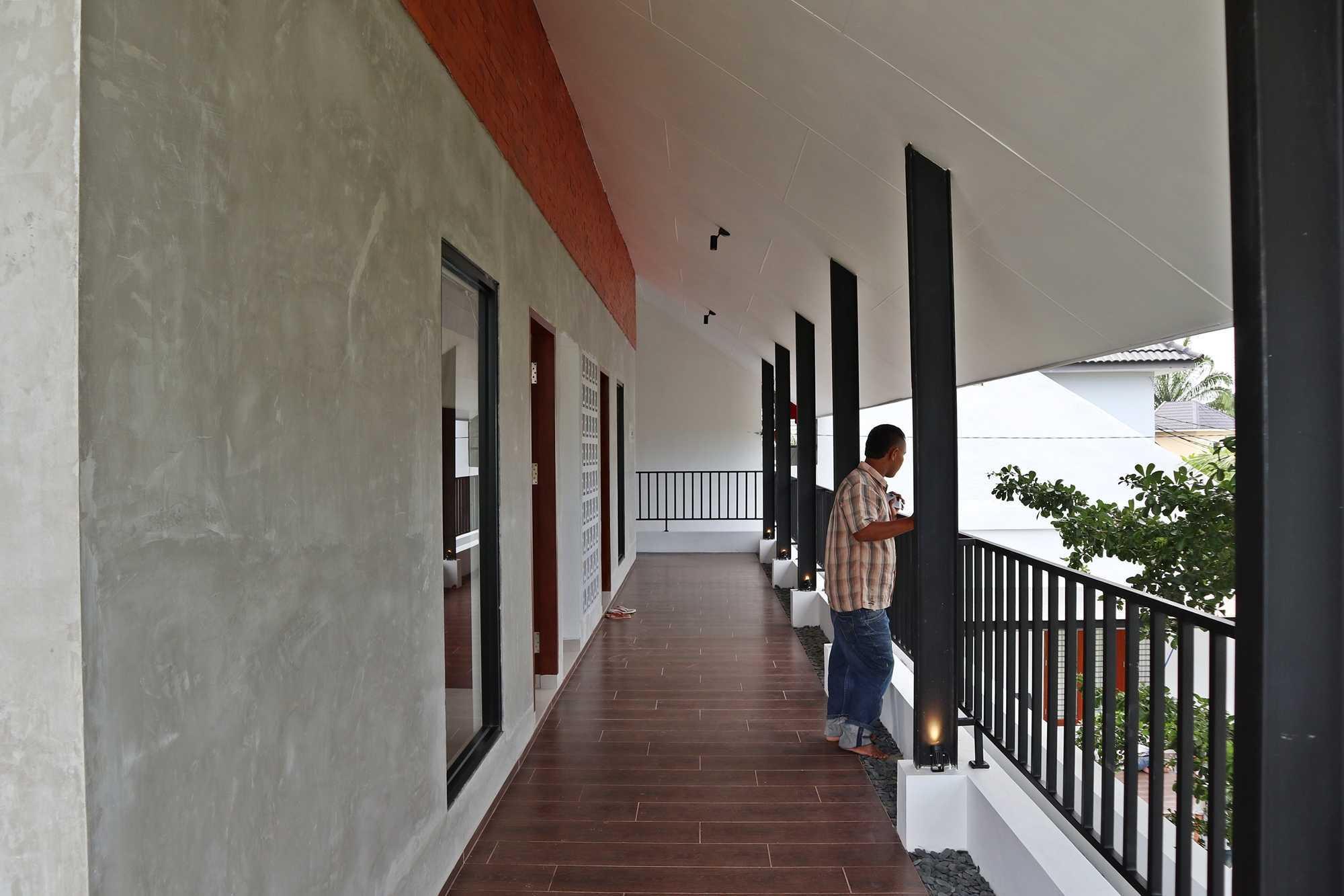 Bd Studio Je Villa House Medan, Kota Medan, Sumatera Utara, Indonesia Medan, Kota Medan, Sumatera Utara, Indonesia Bd-Studio-Je-Villa-House  74121