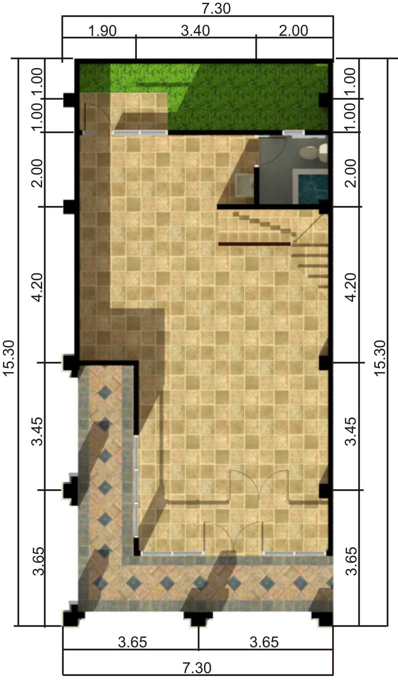 4Linked Architect Ruko Perumahan Majapahit Kabupaten Sidoarjo, Jawa Timur, Indonesia Kabupaten Sidoarjo, Jawa Timur, Indonesia 4Linked-Architect-Ruko-Perumahan-Majapahit  75199
