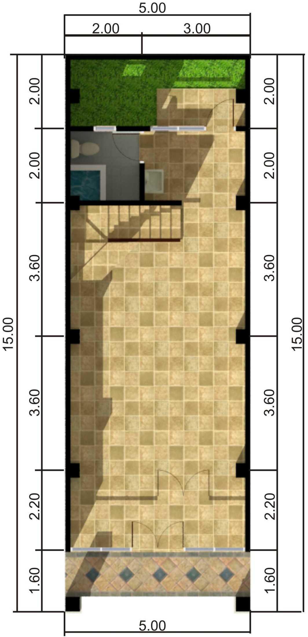 4Linked Architect Ruko Perumahan Majapahit Kabupaten Sidoarjo, Jawa Timur, Indonesia Kabupaten Sidoarjo, Jawa Timur, Indonesia 4Linked-Architect-Ruko-Perumahan-Majapahit  75200