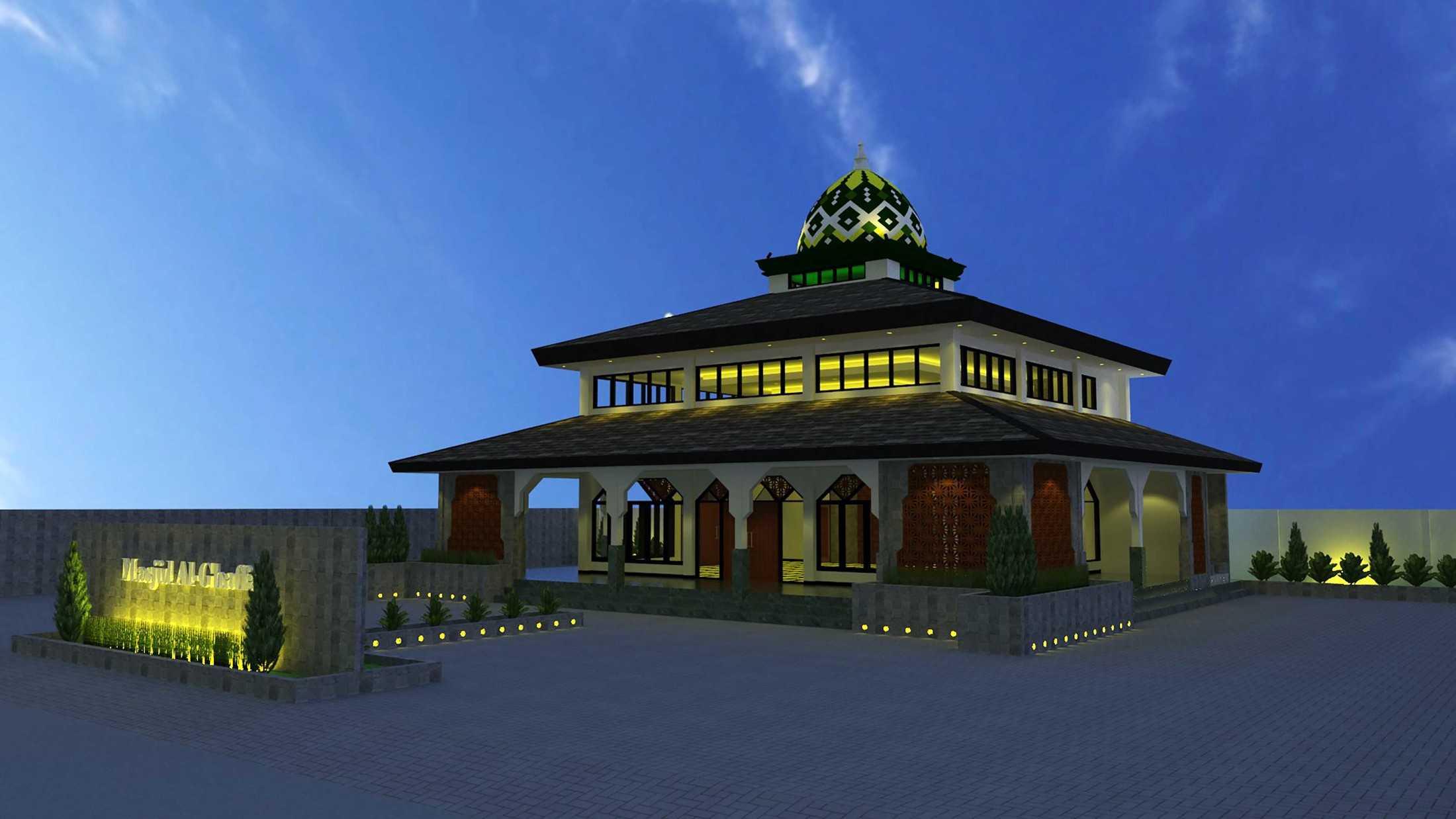 Ilham Gusti Syahadat Masjid Al-Ghaffar Malang, Kota Malang, Jawa Timur, Indonesia Malang, Kota Malang, Jawa Timur, Indonesia Exterior Masjid Al-Ghaffar Tropical 74378