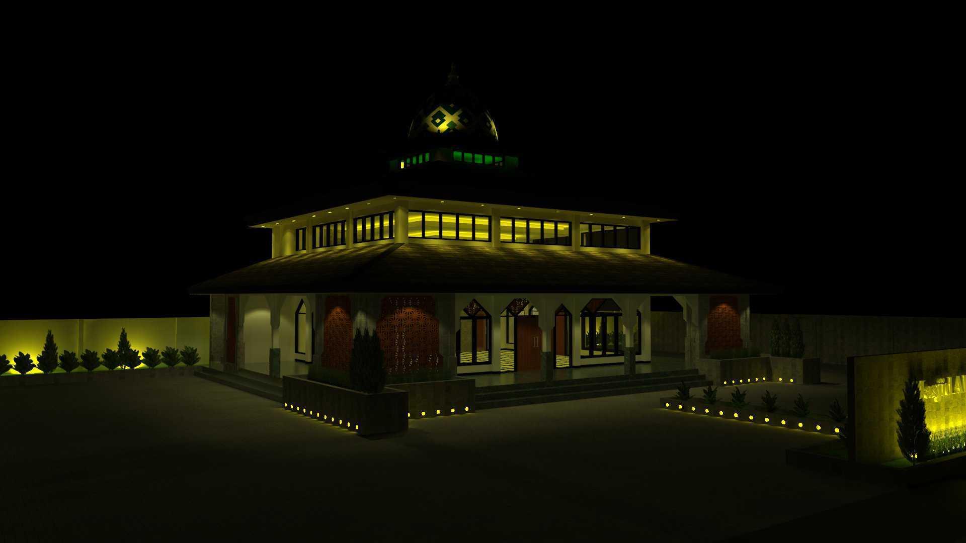 Ilham Gusti Syahadat Masjid Al-Ghaffar Malang, Kota Malang, Jawa Timur, Indonesia Malang, Kota Malang, Jawa Timur, Indonesia Exterior Masjid Al-Ghaffar Tropical 74379