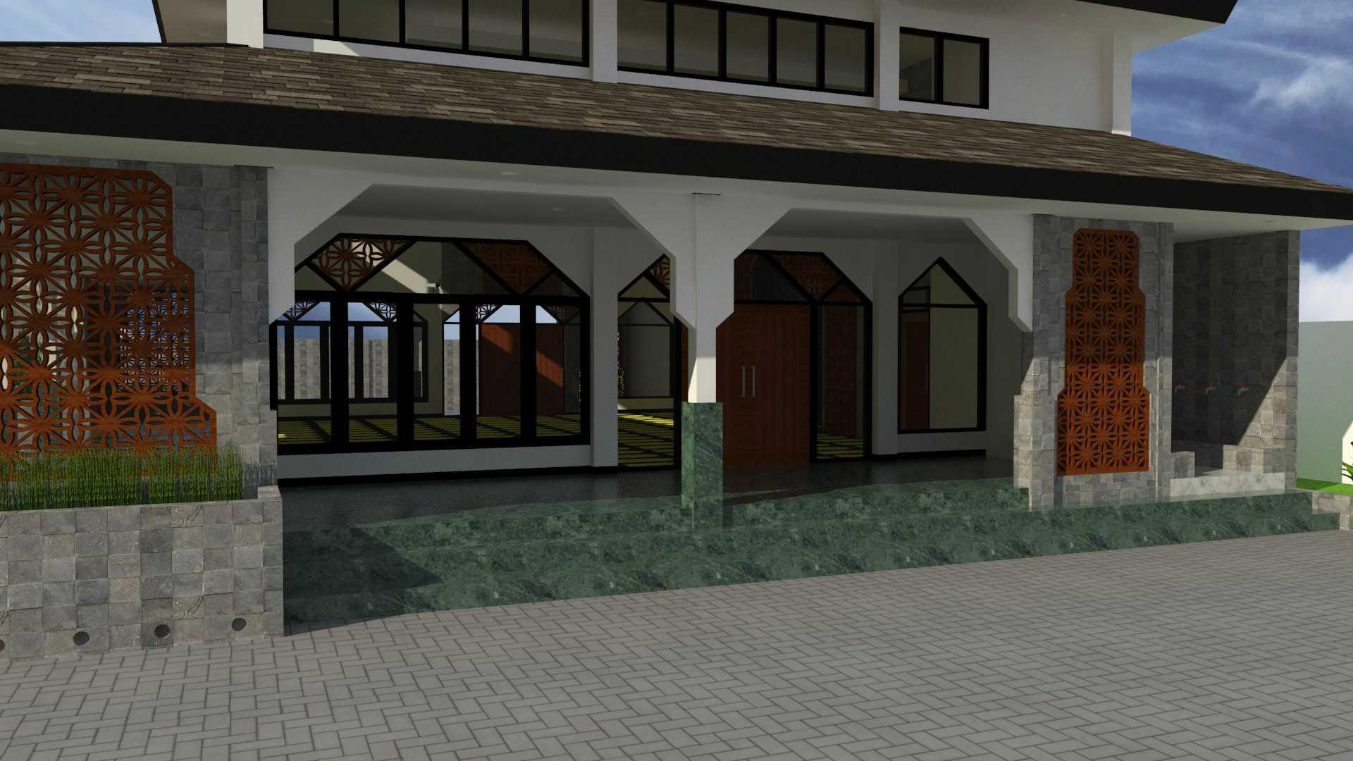 Ilham Gusti Syahadat Masjid Al-Ghaffar Malang, Kota Malang, Jawa Timur, Indonesia Malang, Kota Malang, Jawa Timur, Indonesia Exterior Masjid Al-Ghaffar Tropical 74380
