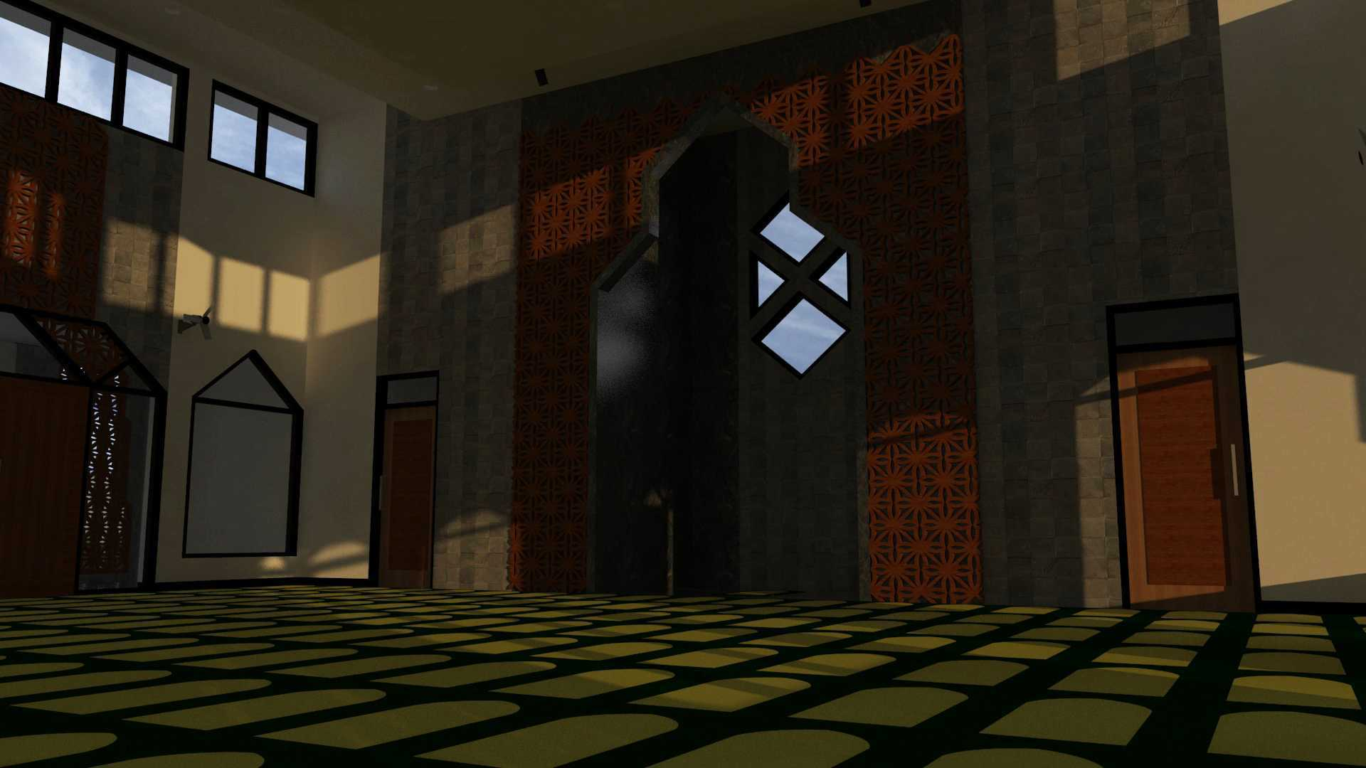 Ilham Gusti Syahadat Masjid Al-Ghaffar Malang, Kota Malang, Jawa Timur, Indonesia Malang, Kota Malang, Jawa Timur, Indonesia Interior Masjid Al-Ghaffar Modern 74381