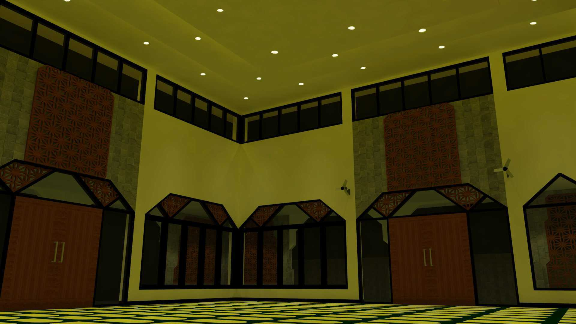 Ilham Gusti Syahadat Masjid Al-Ghaffar Malang, Kota Malang, Jawa Timur, Indonesia Malang, Kota Malang, Jawa Timur, Indonesia Interior Masjid Al-Ghaffar Modern 74383