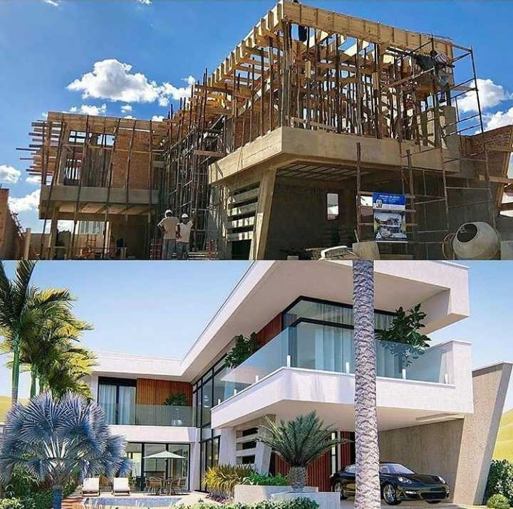 Jasa Design and Build HS PROJECT di Palembang