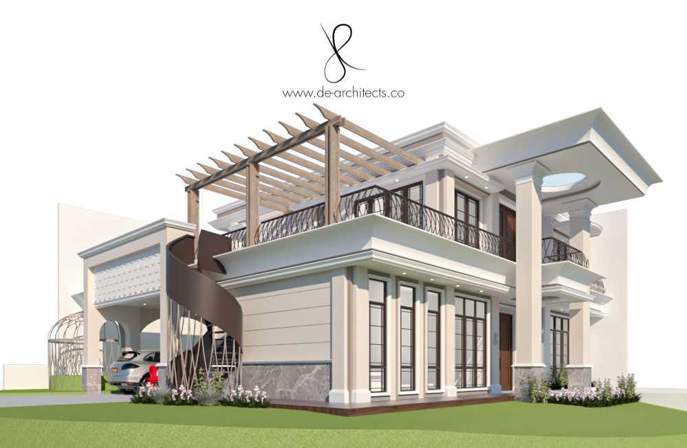 DE-Architects di Bandar Lampung