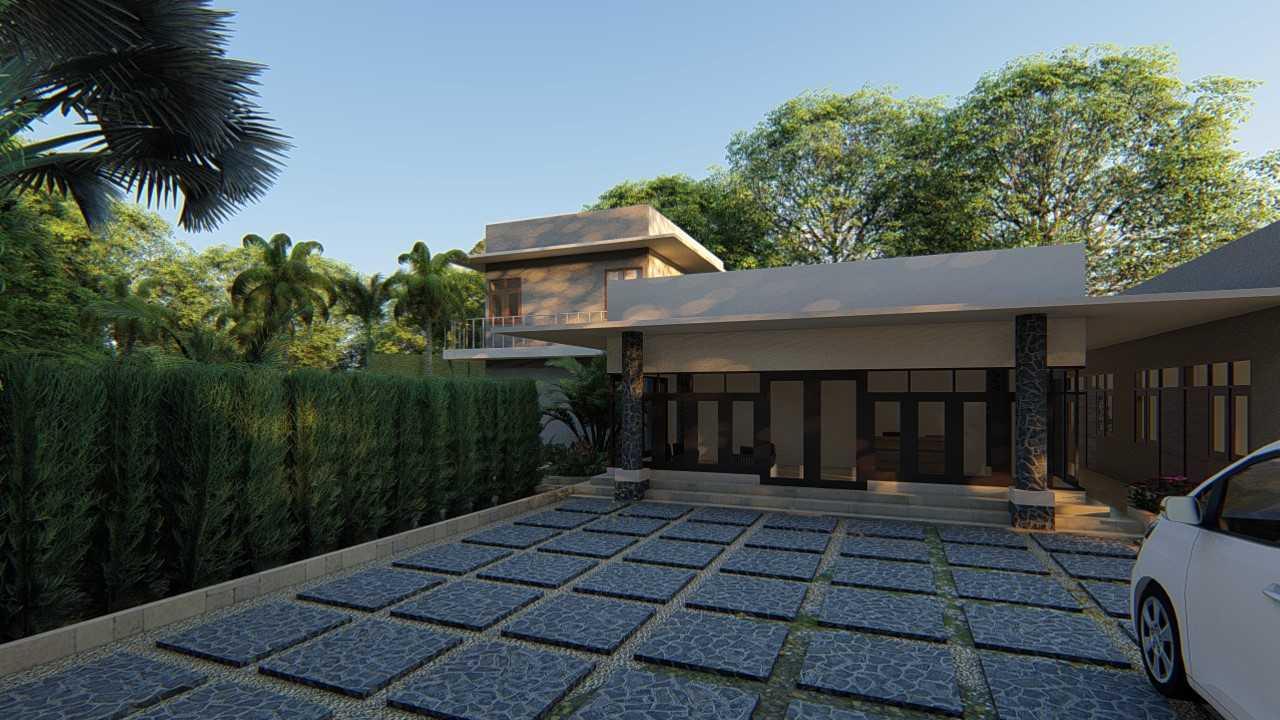 Sujud Gunawan Studio Bali Garden Pool And Villa Jonggol, Bogor, Jawa Barat, Indonesia Jonggol, Bogor, Jawa Barat, Indonesia Sujud-Gunawan-Studio-Singhasari-Inn Contemporary 66524