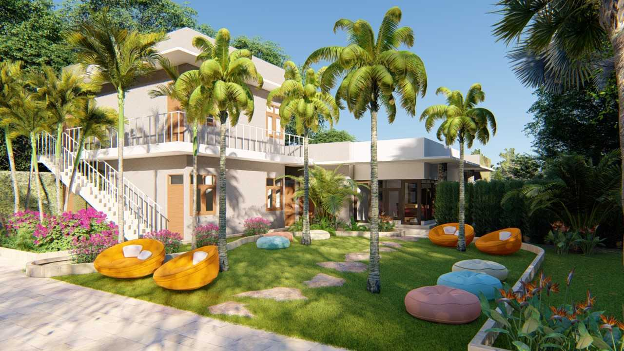 Sujud Gunawan Studio Bali Garden Pool And Villa Jonggol, Bogor, Jawa Barat, Indonesia Jonggol, Bogor, Jawa Barat, Indonesia Sujud-Gunawan-Studio-Singhasari-Inn Tropical 66530