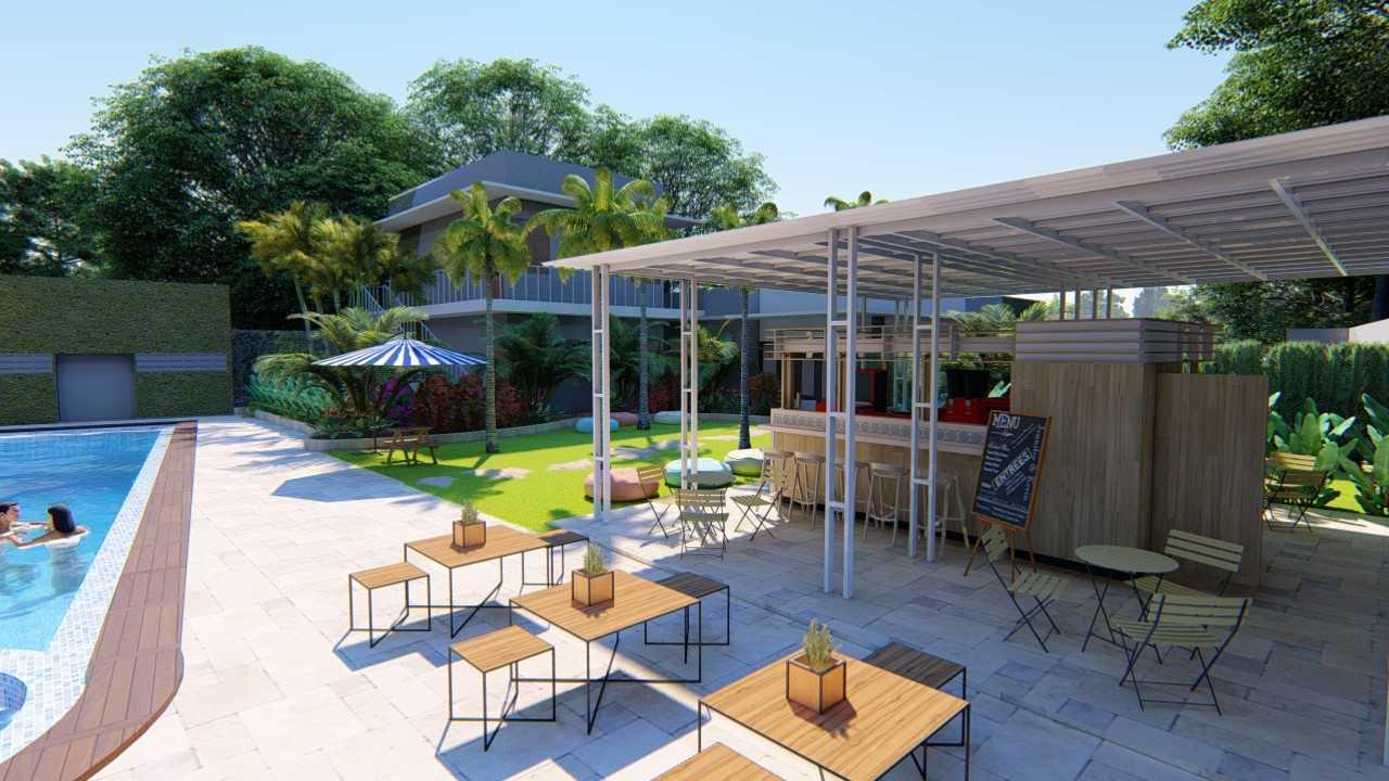 Sujud Gunawan Studio Bali Garden Pool And Villa Jonggol, Bogor, Jawa Barat, Indonesia Jonggol, Bogor, Jawa Barat, Indonesia Sujud-Gunawan-Studio-Singhasari-Inn  66942
