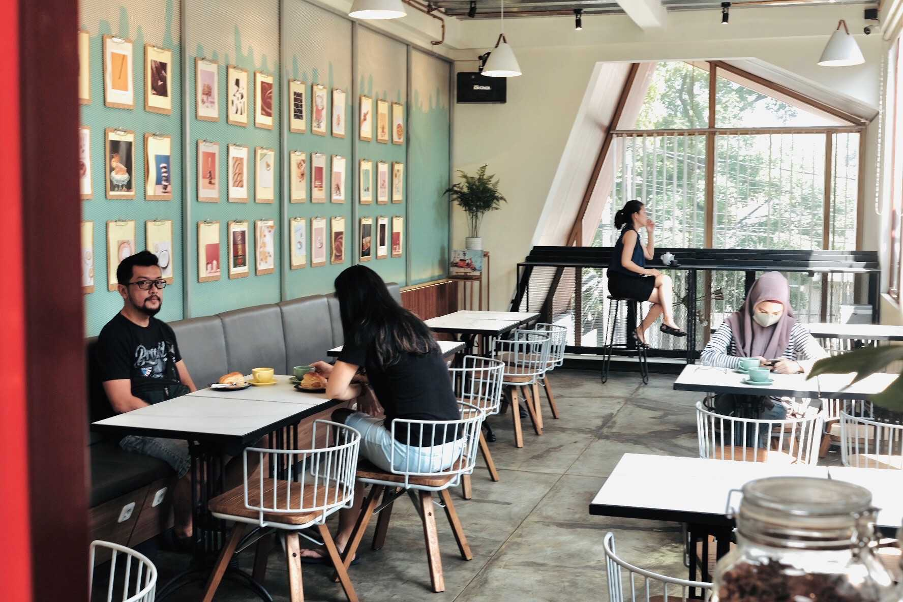 Dinardithen Studio Industrial Bakery House And Coffe At Paskal Bandung, Kota Bandung, Jawa Barat, Indonesia Bandung, Kota Bandung, Jawa Barat, Indonesia Dinardithen-Studio-Industrial-Bakery-House-And-Coffe-At-Paskal  127171