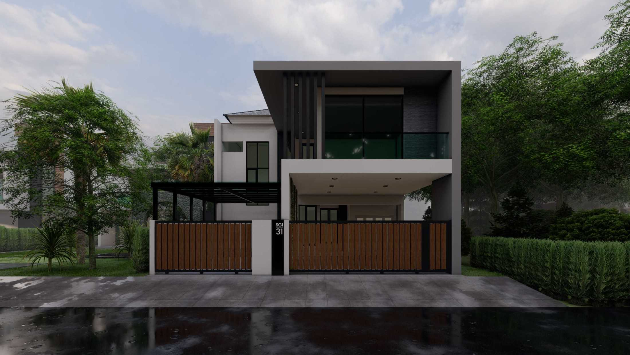 Jasa Design and Build PT. JAYA JET KONSTRUKSI di Bogor