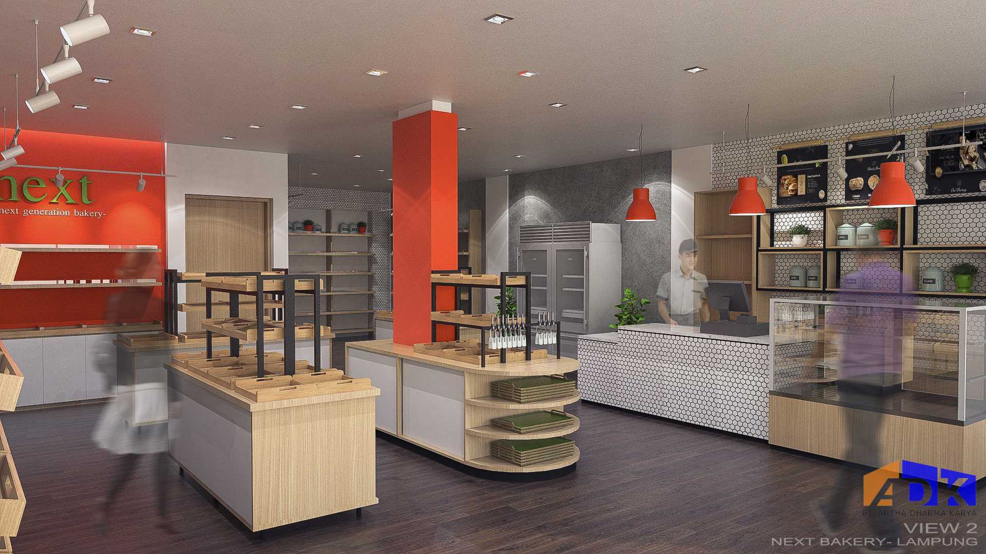 Artha Dharma Karya Design Next Bakery Bandar Lampung, Kota Bandar Lampung, Lampung, Indonesia Bandar Lampung, Kota Bandar Lampung, Lampung, Indonesia Artha-Dharma-Karya-Design-Next-Bakery  77053