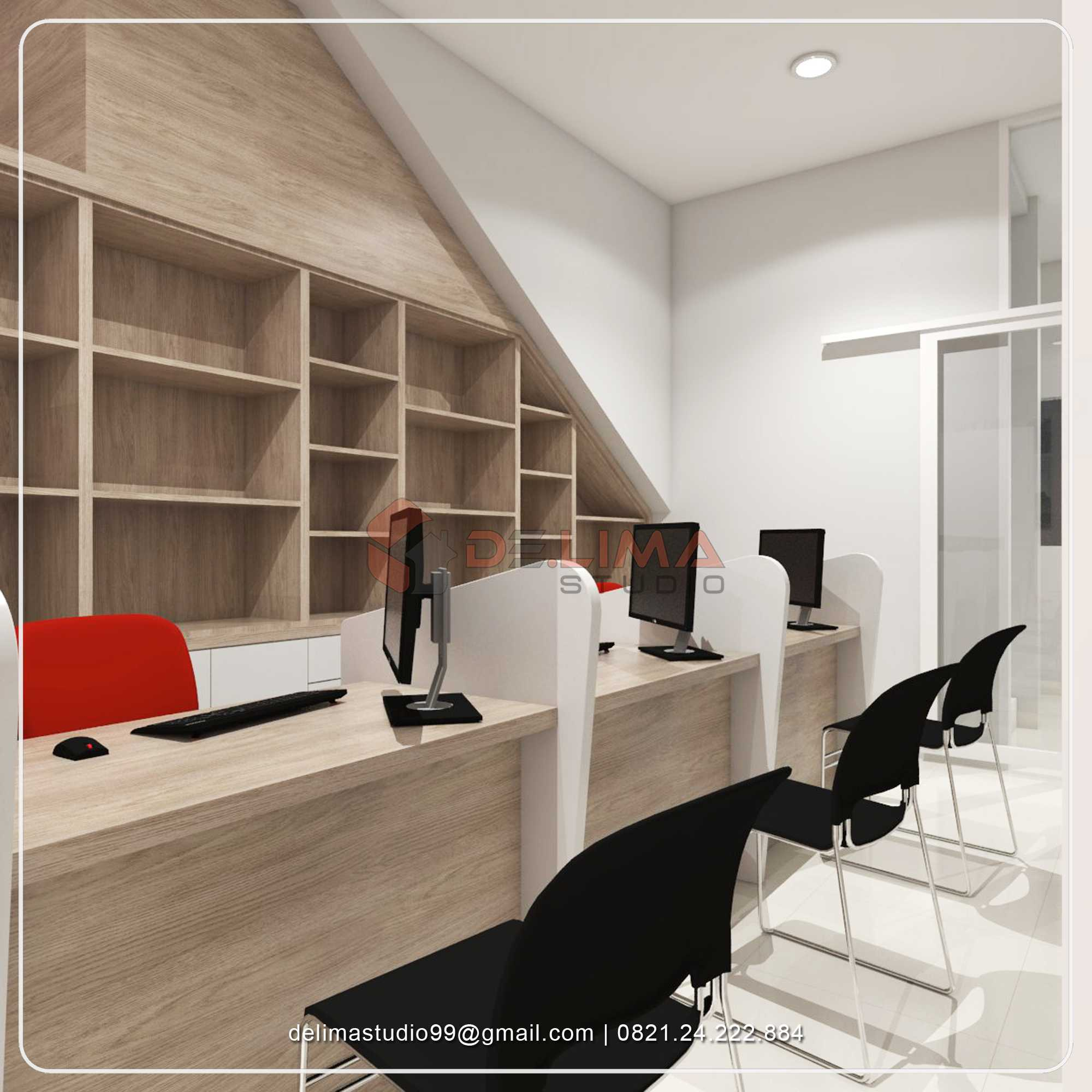 Delima Studio Office At Cikarang Sukamahi, Kec. Cikarang Pusat, Bekasi, Jawa Barat 17530, Indonesia Sukamahi, Kec. Cikarang Pusat, Bekasi, Jawa Barat 17530, Indonesia Delima-Studio-Office-At-Cikarang Modern 77708