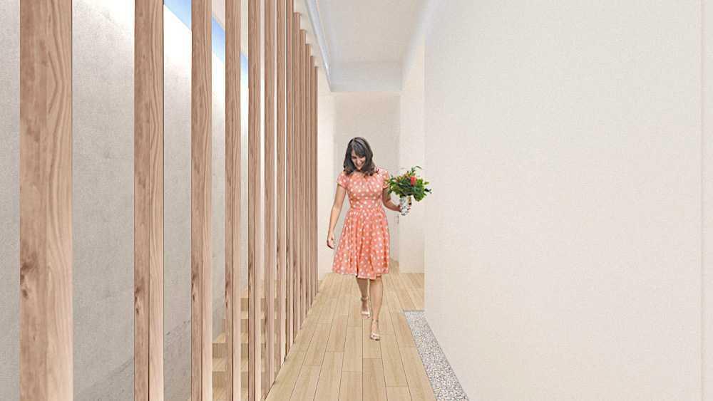 Studio Asri Interior Rumah Andien Jakarta, Daerah Khusus Ibukota Jakarta, Indonesia Jakarta, Daerah Khusus Ibukota Jakarta, Indonesia Studio-Asri-Interior-Rumah-Andien  100958