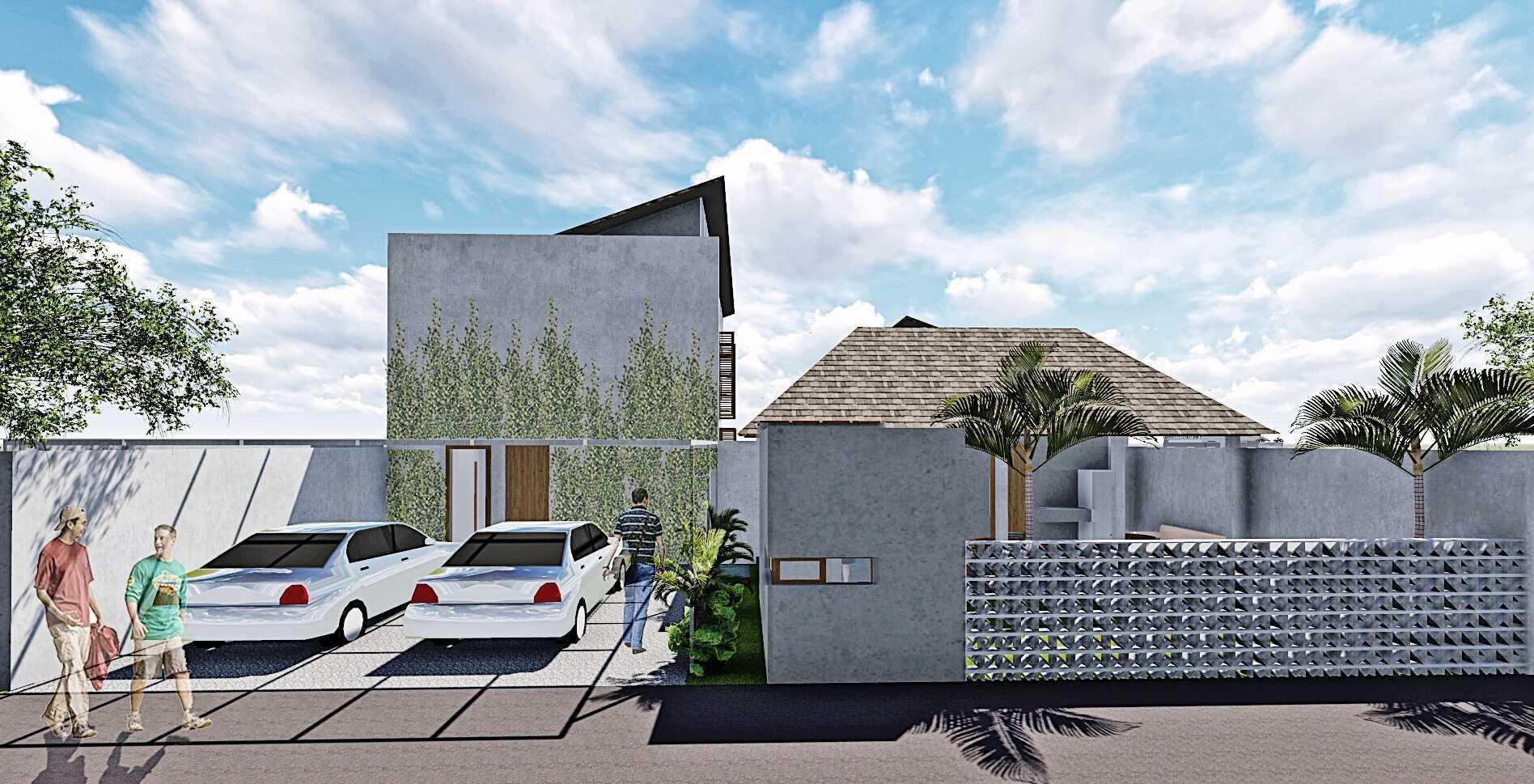 Foto inspirasi ide desain apartemen Studio-asri-bed-n-breakfast oleh Studio Asri di Arsitag