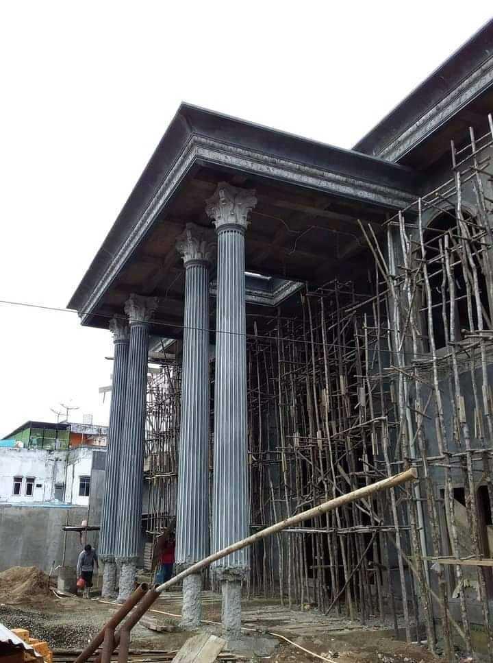 Vanproject Rumah Clasik Modern Cisarua, Kec. Cisarua, Bogor, Jawa Barat, Indonesia Cisarua, Kec. Cisarua, Bogor, Jawa Barat, Indonesia Vanproject-Rumah-Clasik-Modern  132344