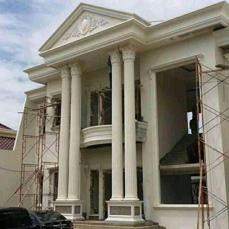 Vanproject Rumah Clasik Modern Cisarua, Kec. Cisarua, Bogor, Jawa Barat, Indonesia Cisarua, Kec. Cisarua, Bogor, Jawa Barat, Indonesia Vanproject-Rumah-Clasik-Modern  132350