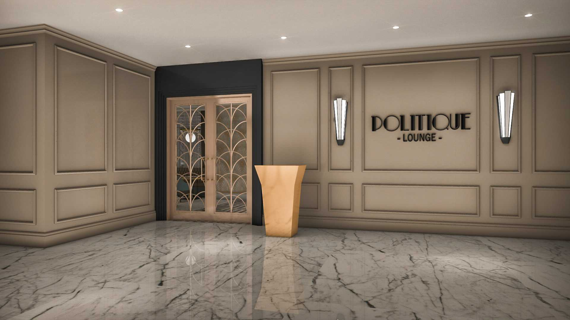 Vindo Design Politique Lounge Slipi, Palmerah, Kota Jakarta Barat, Daerah Khusus Ibukota Jakarta, Indonesia Slipi, Palmerah, Kota Jakarta Barat, Daerah Khusus Ibukota Jakarta, Indonesia Politique Lounge Lobby Area Classic 63981