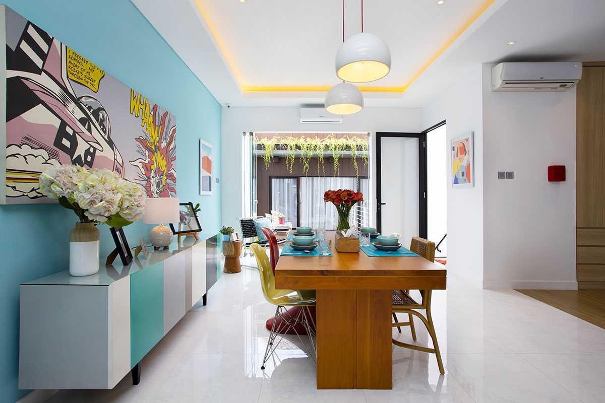 Vindo Design Urban House 2.0 Jakarta Selatan, Kota Jakarta Selatan, Daerah Khusus Ibukota Jakarta, Indonesia Jakarta Selatan, Kota Jakarta Selatan, Daerah Khusus Ibukota Jakarta, Indonesia Dining Room Urban House 2.0  90370