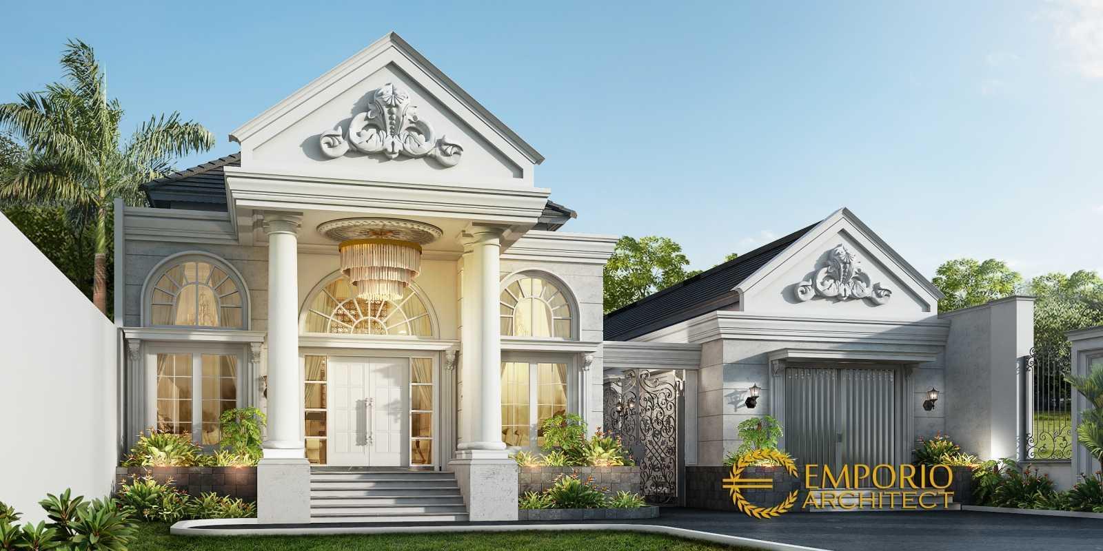 Jasa Arsitek Emporio Architect di Sumatera Selatan