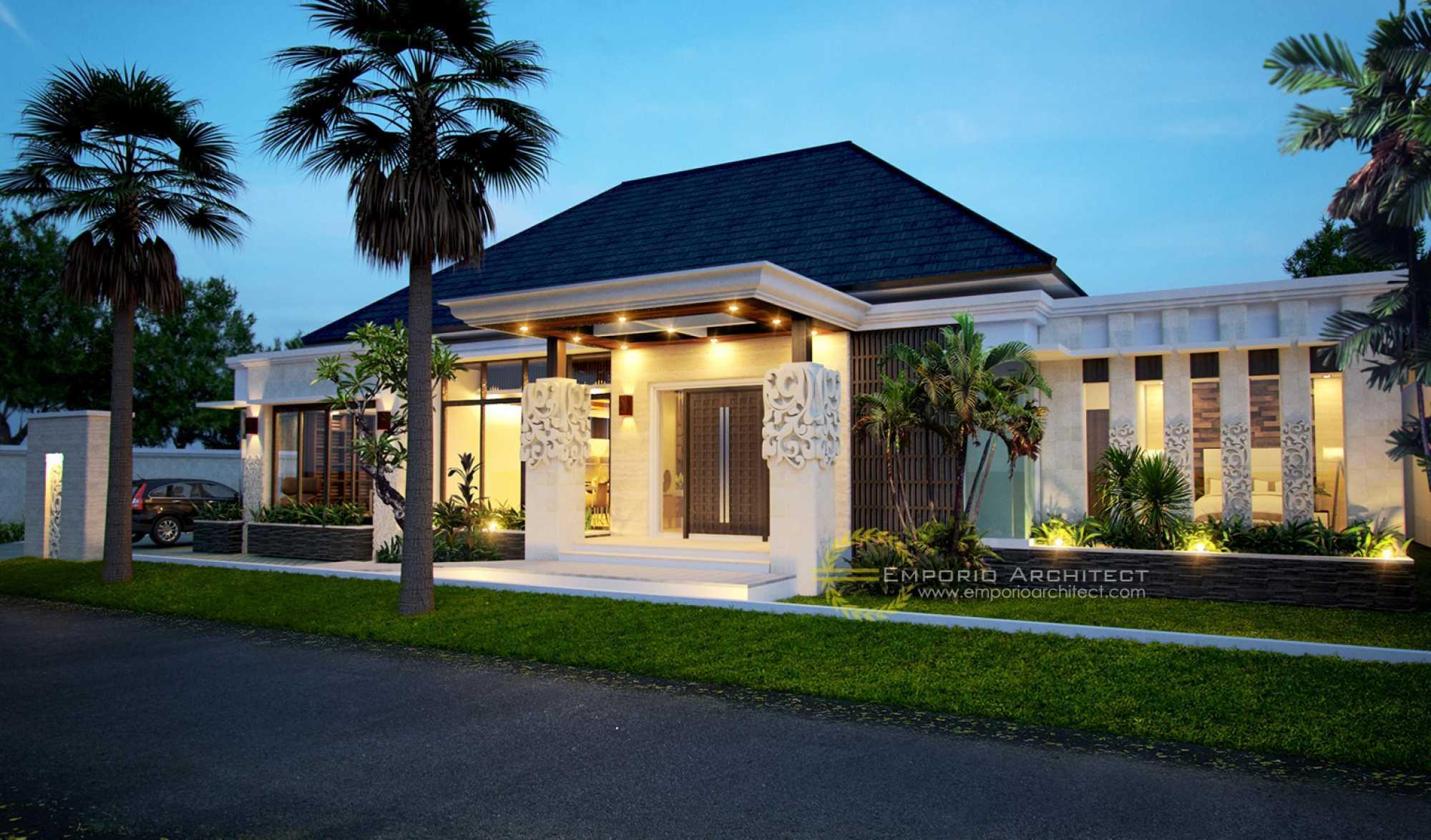 Emporio Architect Desain Rumah Villa Bali Tropis 233 @ Bekasi Bekasi, Kota Bks, Jawa Barat, Indonesia Bekasi, Kota Bks, Jawa Barat, Indonesia Emporio-Architect-Desain-Rumah-Villa-Bali-Tropis-233-Bekasi Tropical 73040
