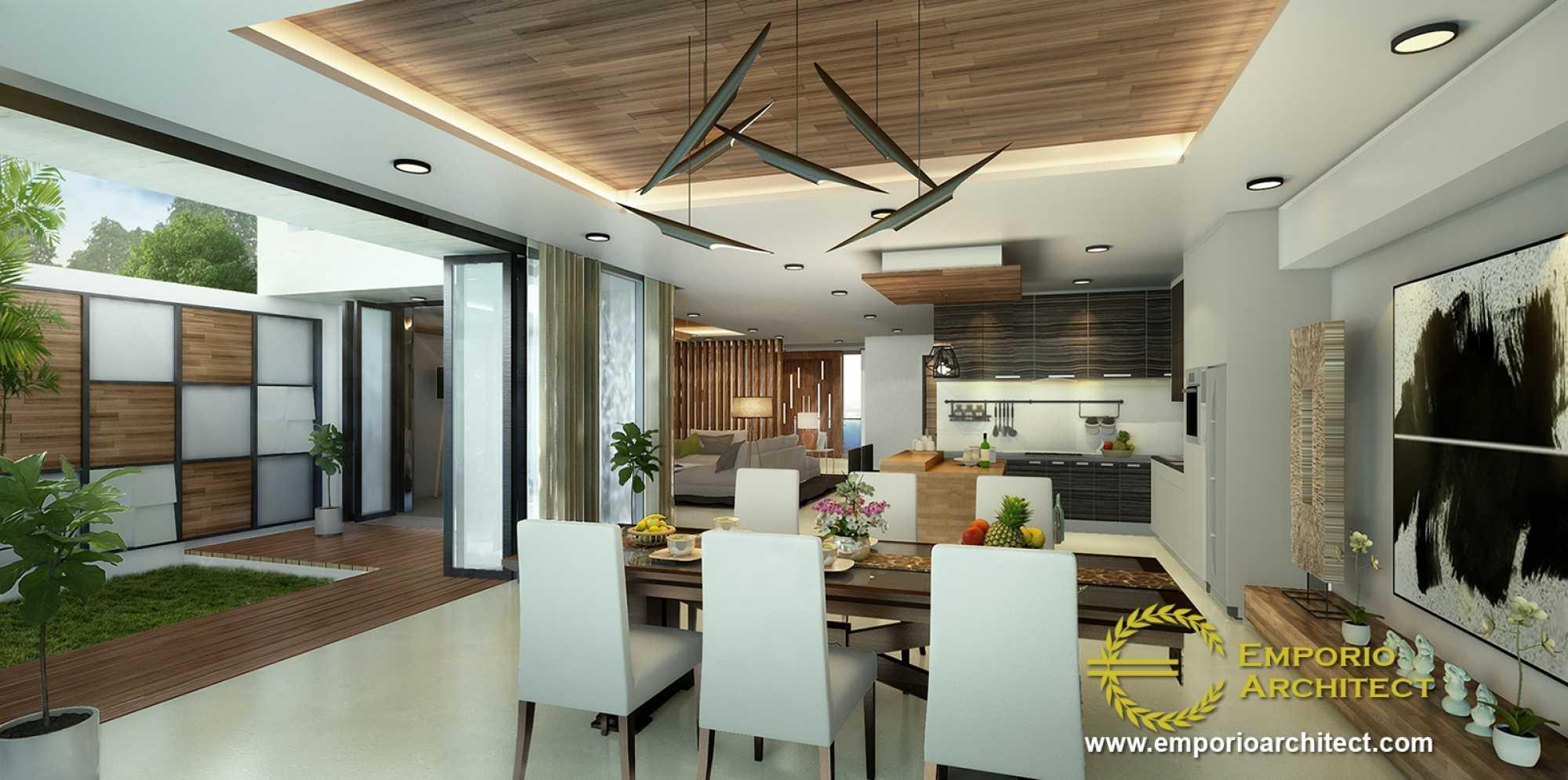 Emporio Architect Desain Rumah Modern Tropis 312 @ Bogor Bogor, Jawa Barat, Indonesia Bogor, Jawa Barat, Indonesia Emporio-Architect-Desain-Rumah-Modern-Tropis-312-Bogor  73104