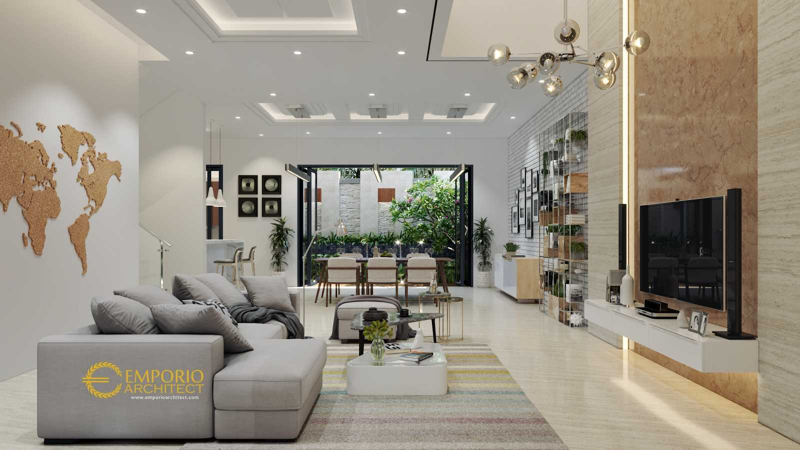 Emporio Architect Desain Rumah Modern Tropis 575 @ Jakarta Utara Jakarta Utara, Kota Jkt Utara, Daerah Khusus Ibukota Jakarta, Indonesia Jakarta Utara, Kota Jkt Utara, Daerah Khusus Ibukota Jakarta, Indonesia Emporio-Architect-Desain-Rumah-Modern-Tropis-575-Jakarta-Utara  74342