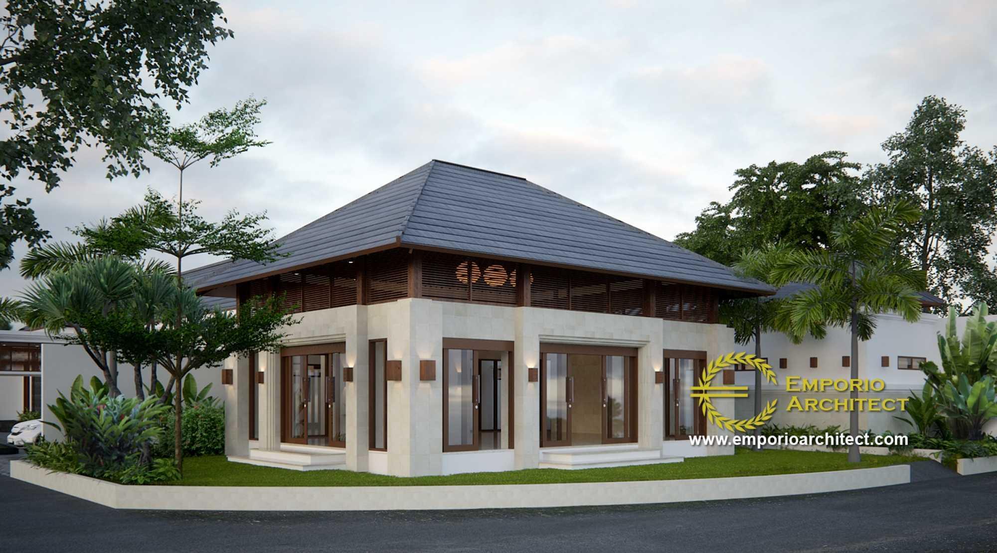 Emporio Architect Desain Rumah Villa Bali Tropis 334 @ Tasikmalaya, Jawa Barat Tasikmalaya, Jawa Barat, Indonesia Tasikmalaya, Jawa Barat, Indonesia Emporio-Architect-Desain-Rumah-Villa-Bali-Tropis-334-Tasikmalaya-Jawa-Barat Tropical 74977