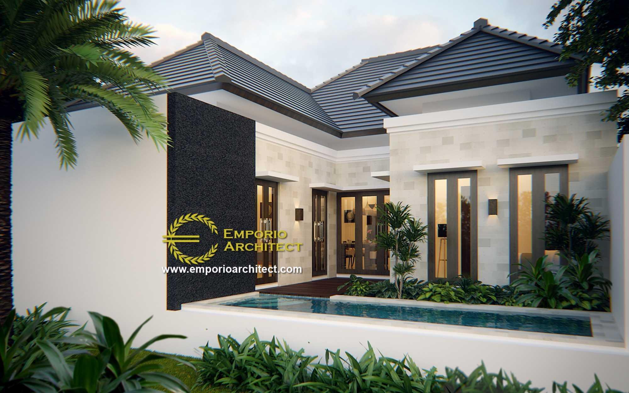 Emporio Architect Desain Rumah Villa Bali Tropis 351 @ Nusa Tenggara Barat Nusa Tenggara Bar., Indonesia Nusa Tenggara Bar., Indonesia Emporio-Architect-Desain-Rumah-Villa-Bali-Tropis-351-Nusa-Tenggara-Barat Tropical 75716