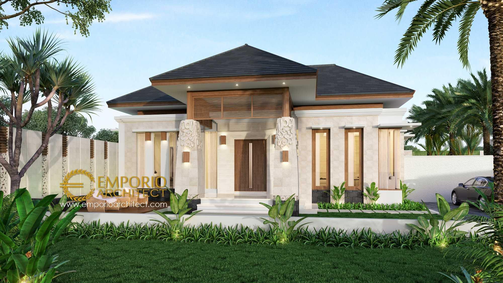 Emporio Architect Desain Rumah Villa Bali Tropis 371 @ Aceh Aceh, Indonesia Aceh, Indonesia Emporio-Architect-Desain-Rumah-Villa-Bali-Tropis-371-Aceh Tropical 76151