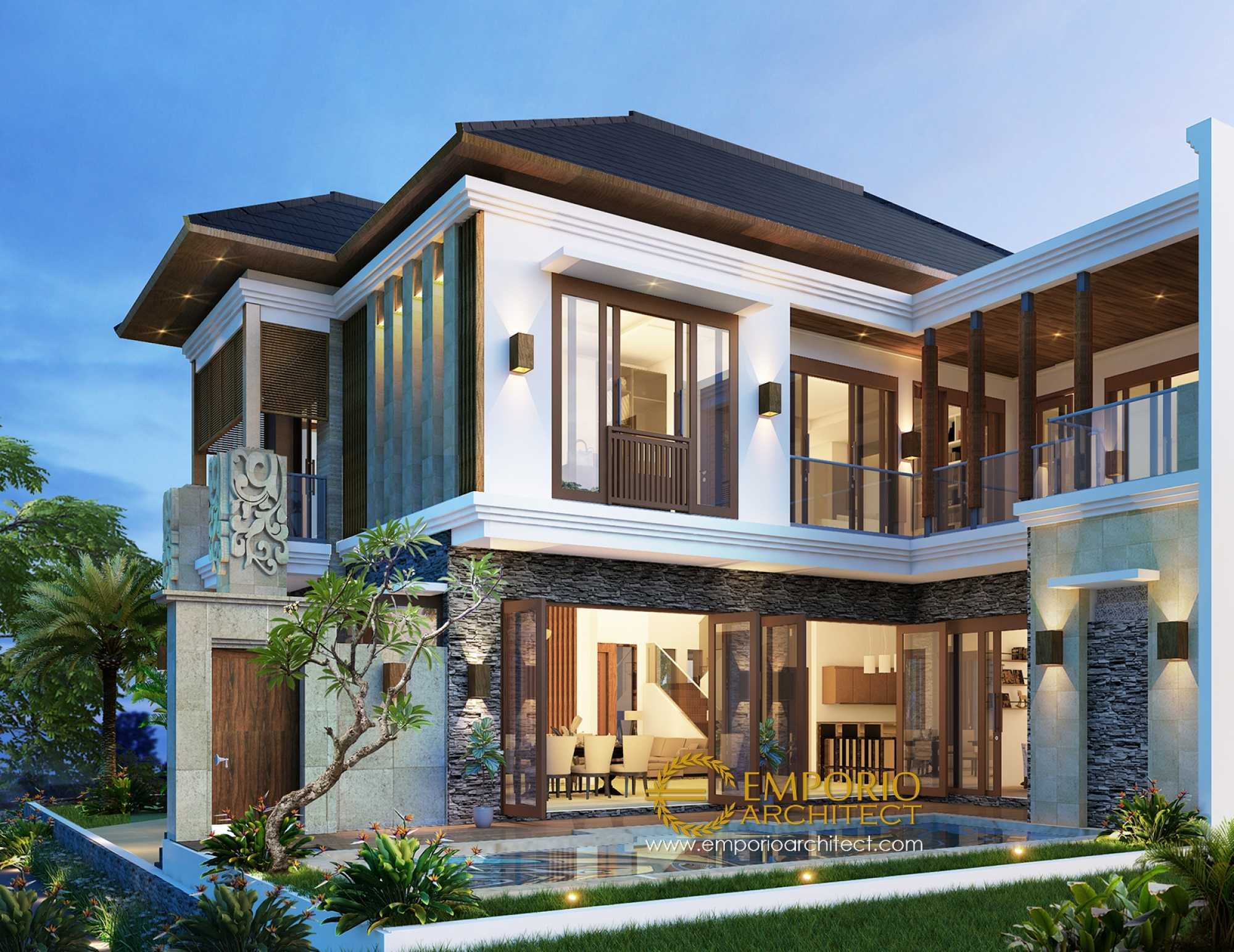 Emporio Architect Desain Rumah Villa Bali Tropis 390 @ Bekasi Bekasi, Kota Bks, Jawa Barat, Indonesia Bekasi, Kota Bks, Jawa Barat, Indonesia Emporio-Architect-Desain-Rumah-Villa-Bali-Tropis-390-Bekasi  76847