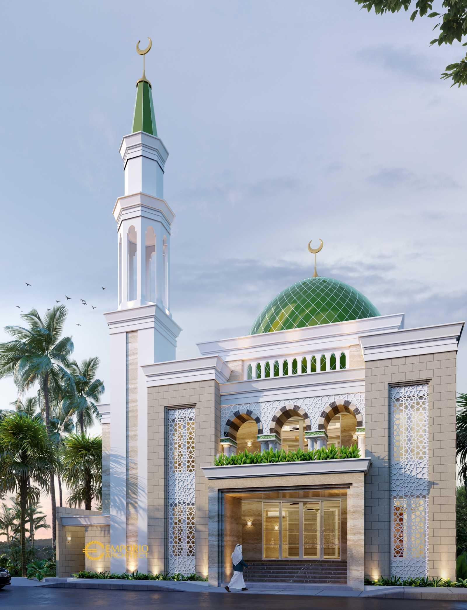 Emporio Architect Desain Masjid 607 @ Cikarang, Bekasi Cikarang, Bekasi, Jawa Barat, Indonesia Cikarang, Bekasi, Jawa Barat, Indonesia Emporio-Architect-Desain-Masjid-607-Cikarang-Bekasi Classic 77438