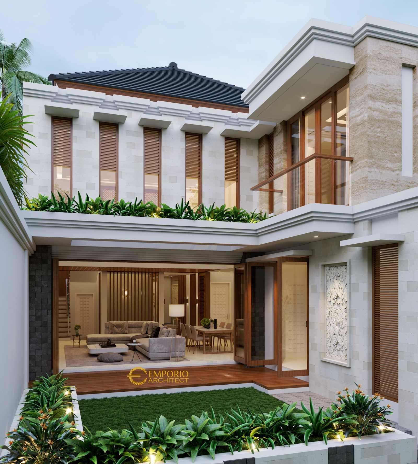 Emporio Architect Desain Rumah Villa Bali Tropis 609 @ Cikarang, Bekasi Cikarang, Bekasi, Jawa Barat, Indonesia Cikarang, Bekasi, Jawa Barat, Indonesia Emporio-Architect-Desain-Rumah-Villa-Bali-Tropis-609-Cikarang-Bekasi  77529