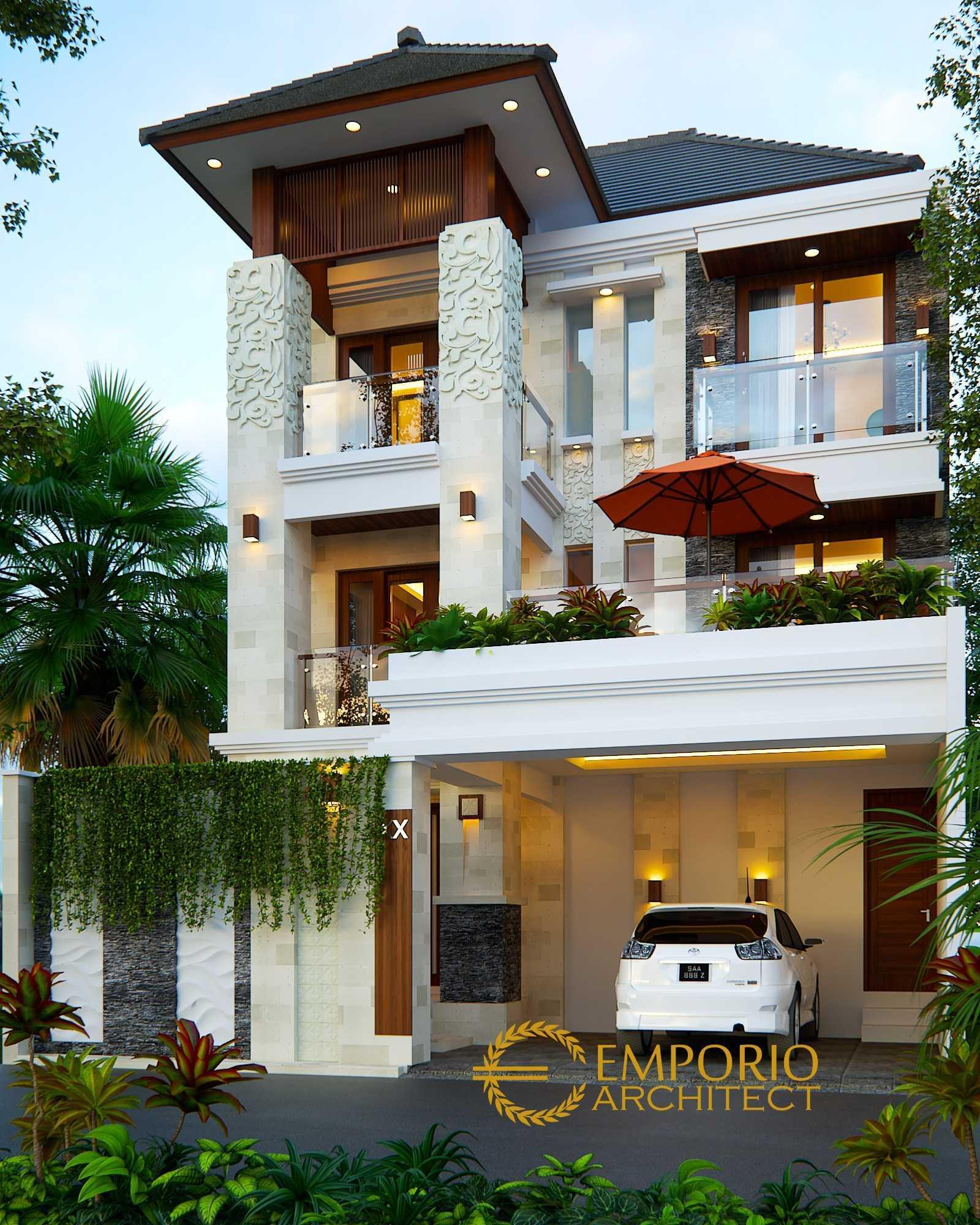 Emporio Architect Desain Rumah Villa Bali Tropis 610 @ Palembang Palembang, Kota Palembang, Sumatera Selatan, Indonesia Palembang, Kota Palembang, Sumatera Selatan, Indonesia Emporio-Architect-Desain-Rumah-Villa-Bali-Tropis-610-Palembang Tropical 77562