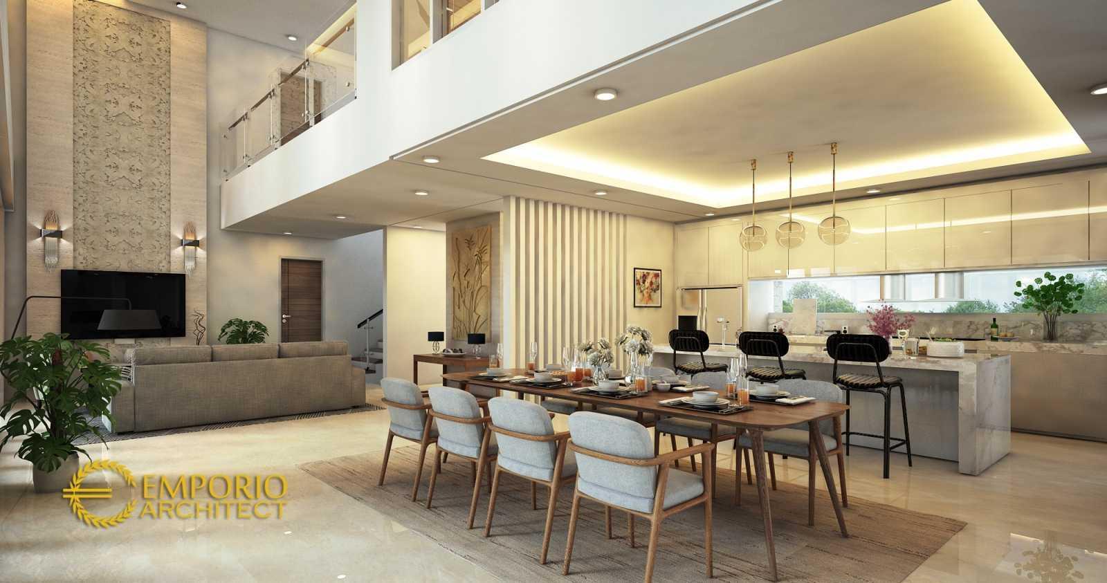 Emporio Architect Desain Rumah Modern Tropis 509 @ Bogor Bogor, Jawa Barat, Indonesia Bogor, Jawa Barat, Indonesia Emporio-Architect-Desain-Rumah-Modern-Tropis-509-Bogor  77569