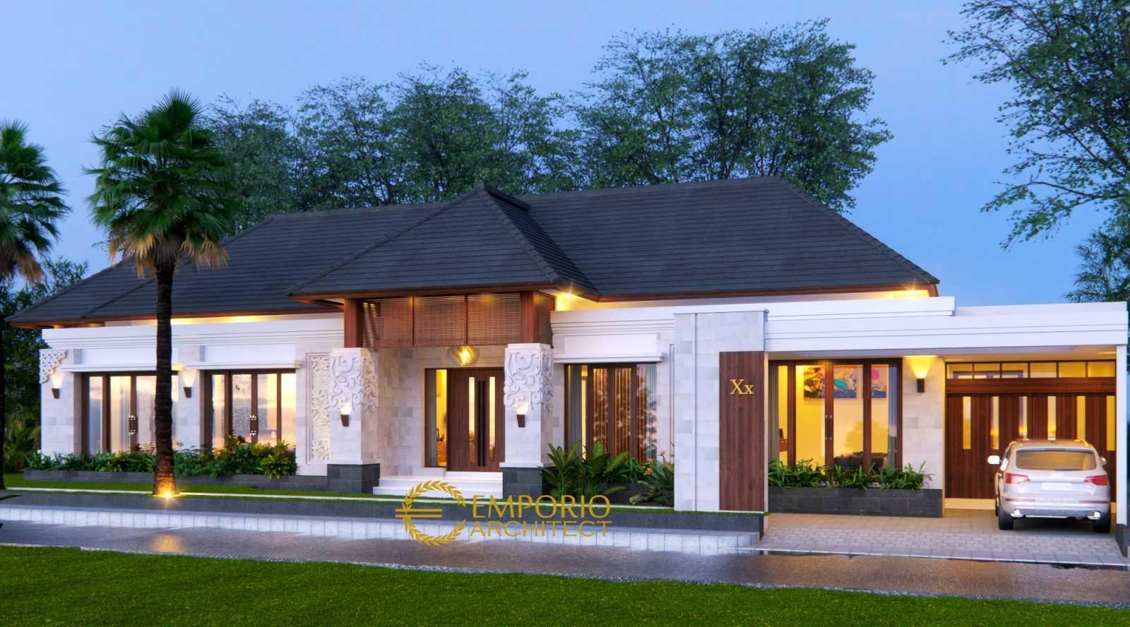 Emporio Architect Jasa Arsitek Desain Rumah Villa Bali Tropis 617 @ Aceh Aceh, Indonesia Aceh, Indonesia Emporio-Architect-Jasa-Arsitek-Desain-Rumah-Villa-Bali-Tropis-617-Aceh Tropical 77874