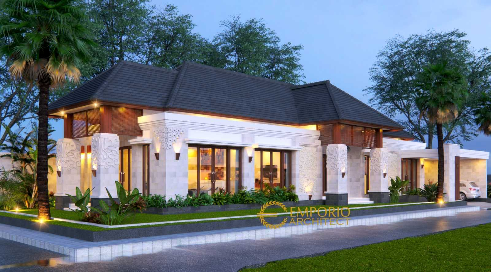 Emporio Architect Jasa Arsitek Desain Rumah Villa Bali Tropis 617 @ Aceh Aceh, Indonesia Aceh, Indonesia Emporio-Architect-Jasa-Arsitek-Desain-Rumah-Villa-Bali-Tropis-617-Aceh  77875