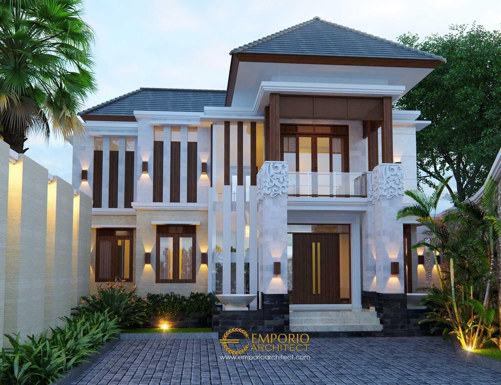 Emporio Architect Desain Rumah Villa Bali Tropis 471  @ Bandung Bandung, Kota Bandung, Jawa Barat, Indonesia Bandung, Kota Bandung, Jawa Barat, Indonesia Emporio-Architect-Desain-Rumah-Modern-Tropis-428-Bandung Modern 78174