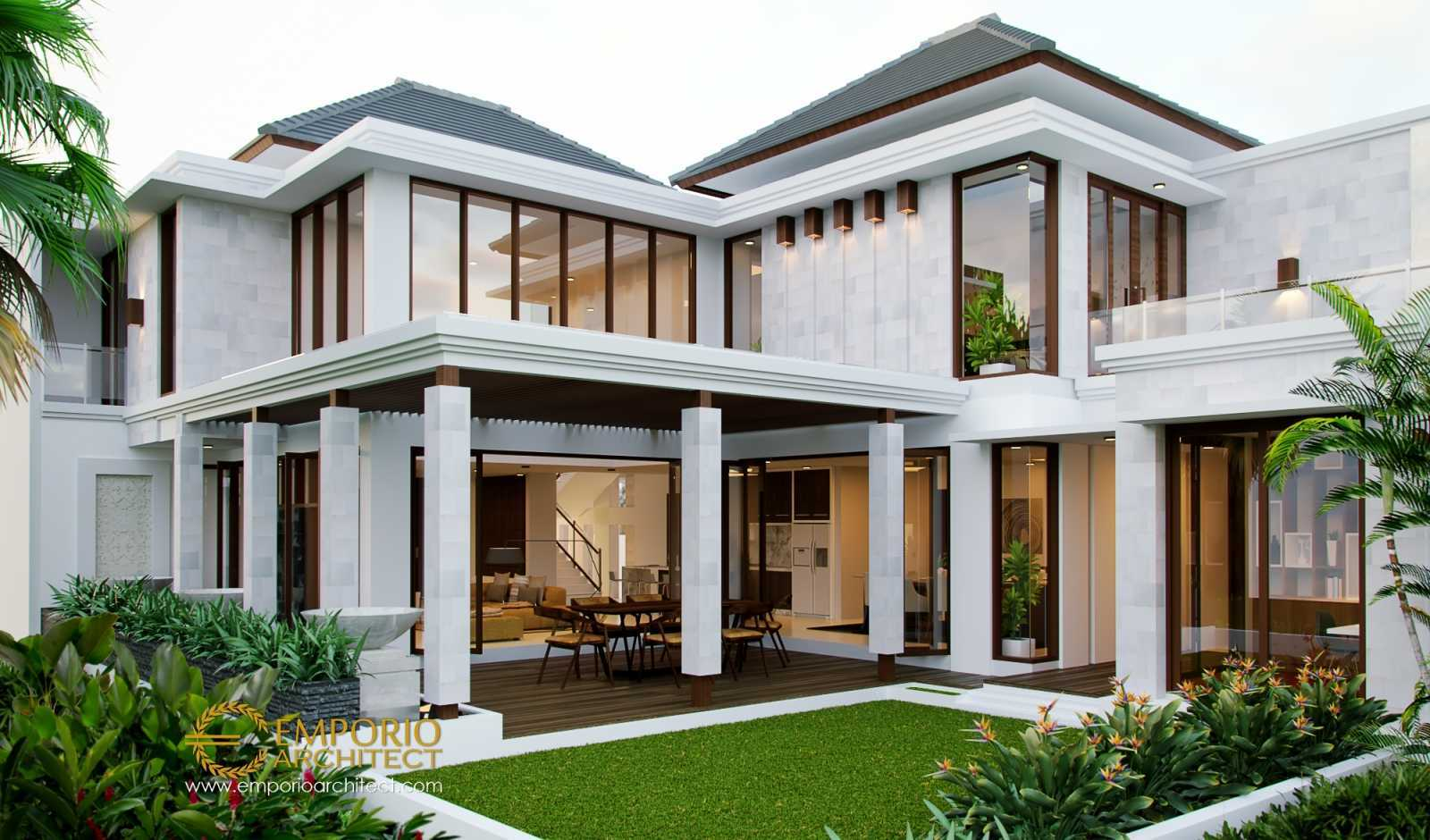 Emporio Architect Desain Rumah Villa Bali Tropis 495 @ Cikarang, Bekasi Cikarang, Bekasi, Jawa Barat, Indonesia Cikarang, Bekasi, Jawa Barat, Indonesia Emporio-Architect-Desain-Rumah-Villa-Bali-Tropis-495-Cikarang-Bekasi  78306