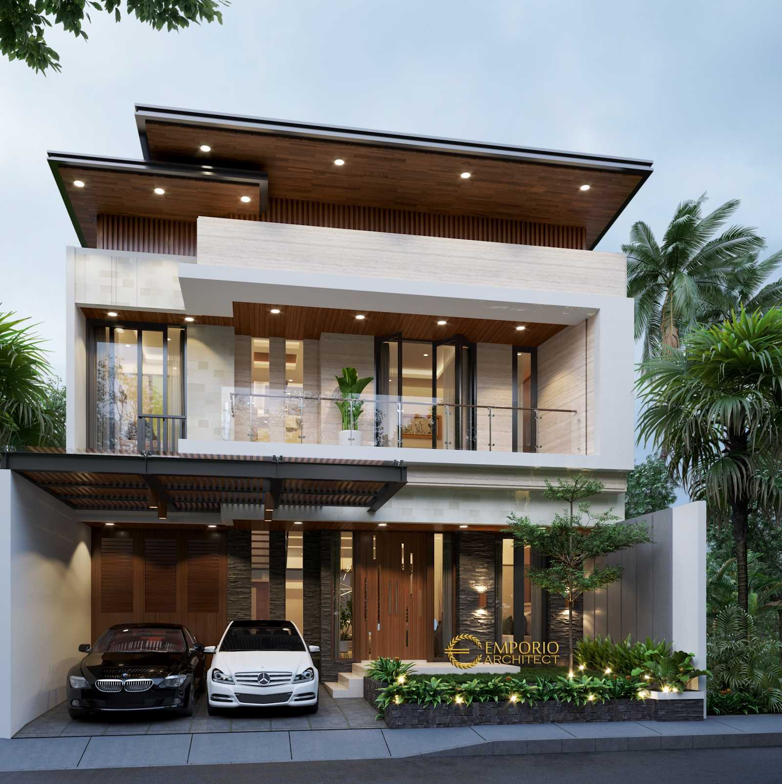 Emporio Architect Jasa Arsitek Jakarta Timur Desain Rumah Modern Tropis 625 @ Jakarta Timur Jakarta Timur, Kota Jakarta Timur, Daerah Khusus Ibukota Jakarta, Indonesia Jakarta Timur, Kota Jakarta Timur, Daerah Khusus Ibukota Jakarta, Indonesia Emporio-Architect-Jasa-Arsitek-Jakarta-Timur-Desain-Rumah-Modern-Tropis-625-Jakarta-Timur Modern 78417