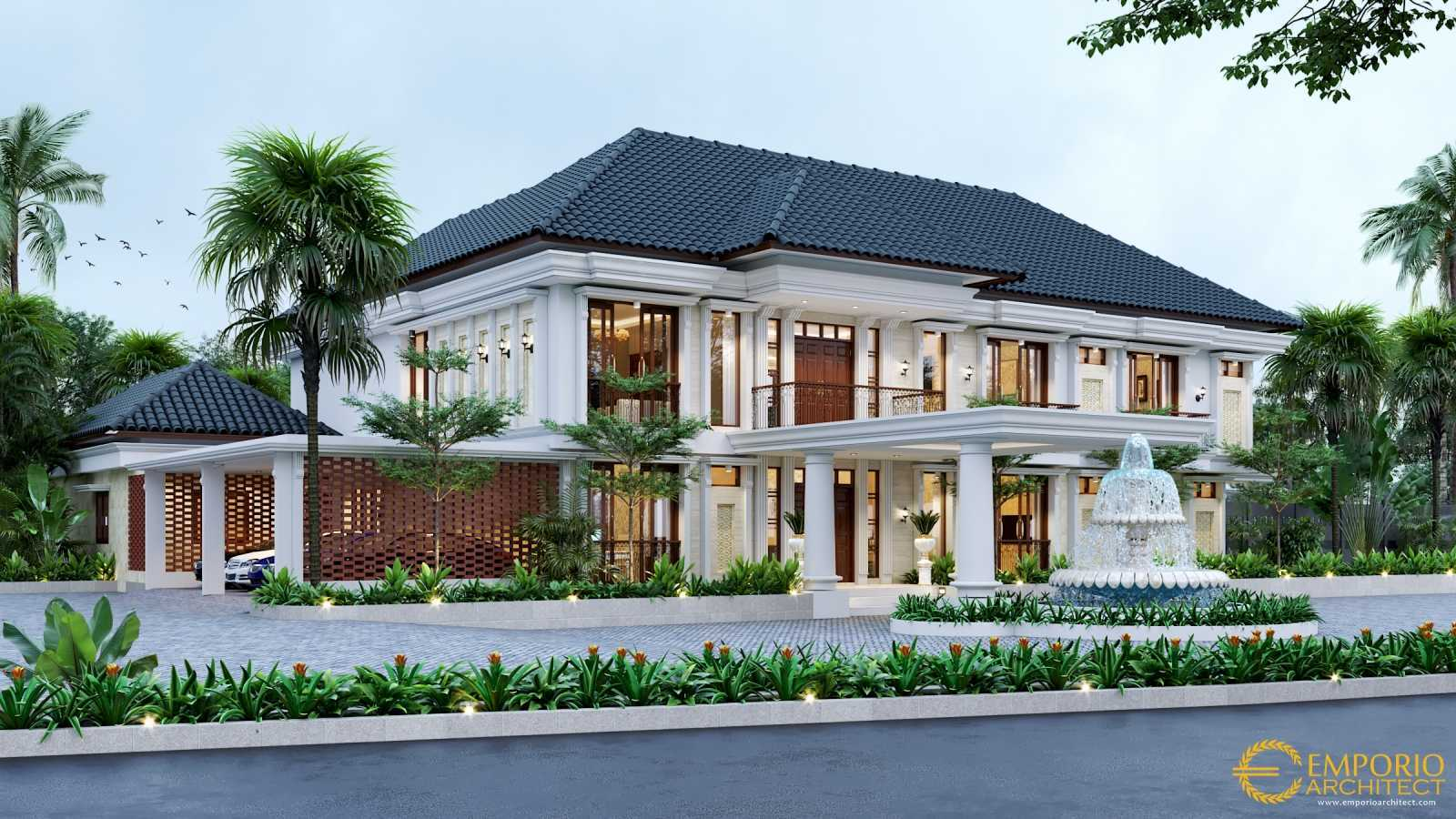 Jasa Arsitek Emporio Architect di Bangka Selatan
