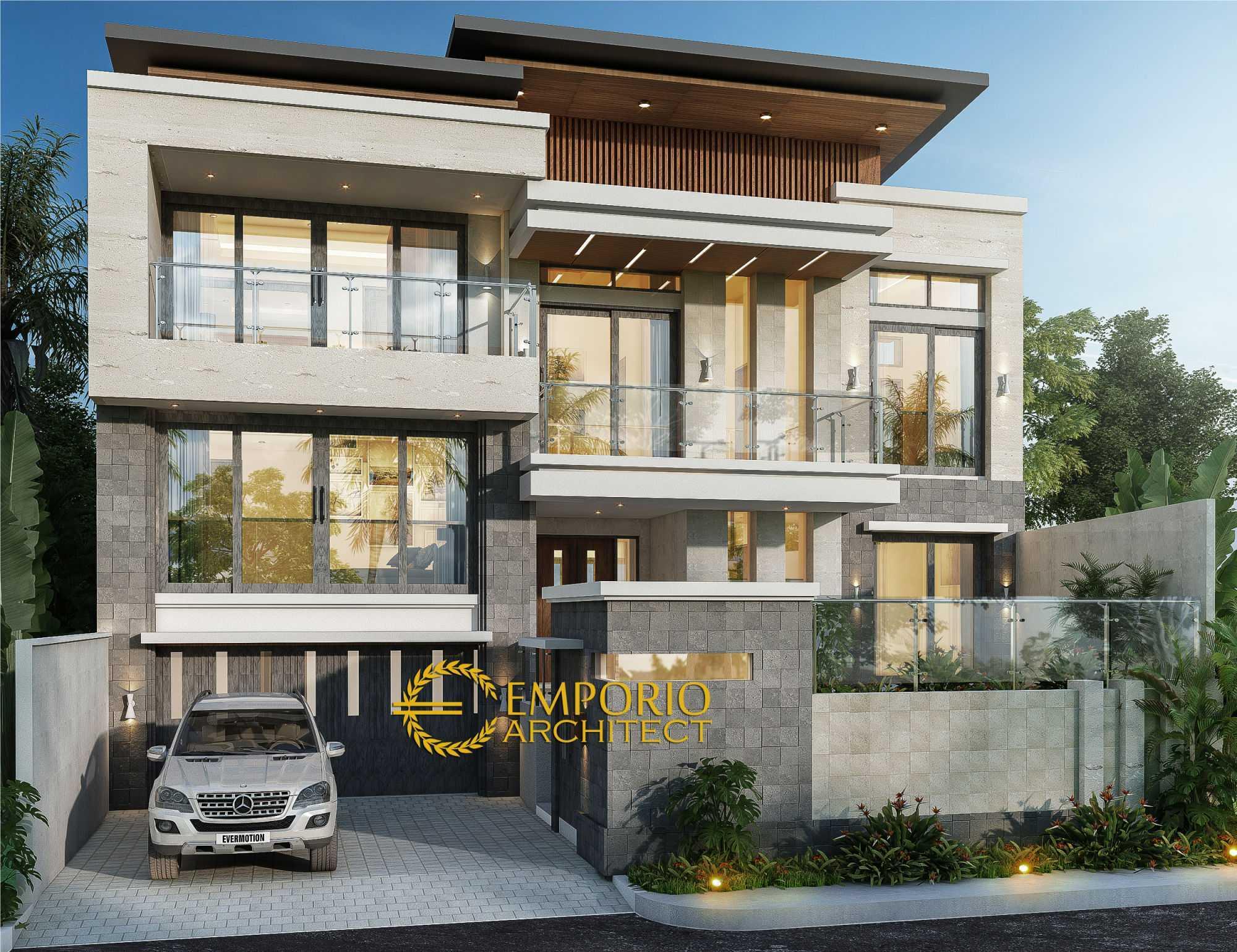 Jasa Arsitek Emporio Architect di Semarang