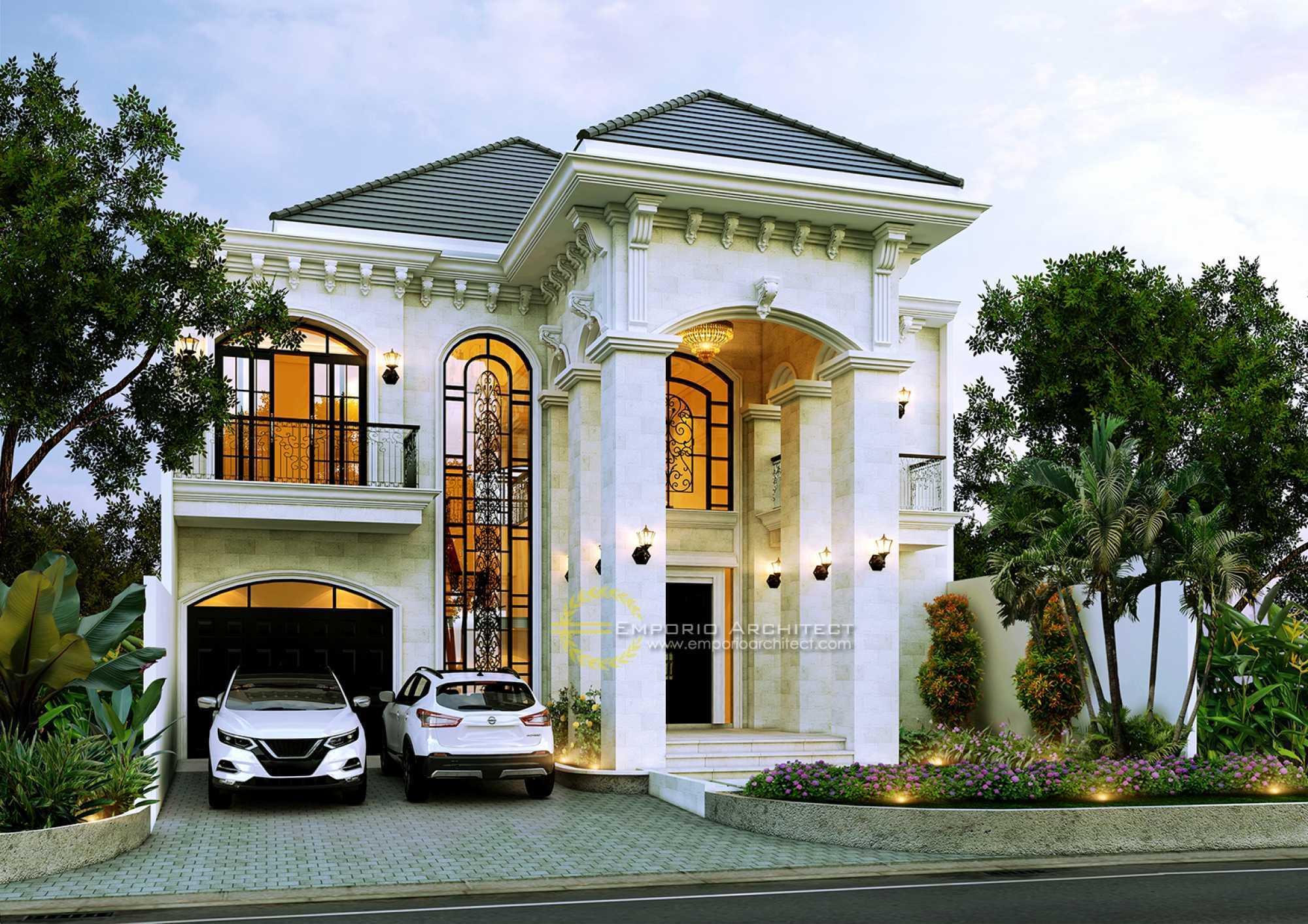 Jasa Arsitek Emporio Architect di Bogor