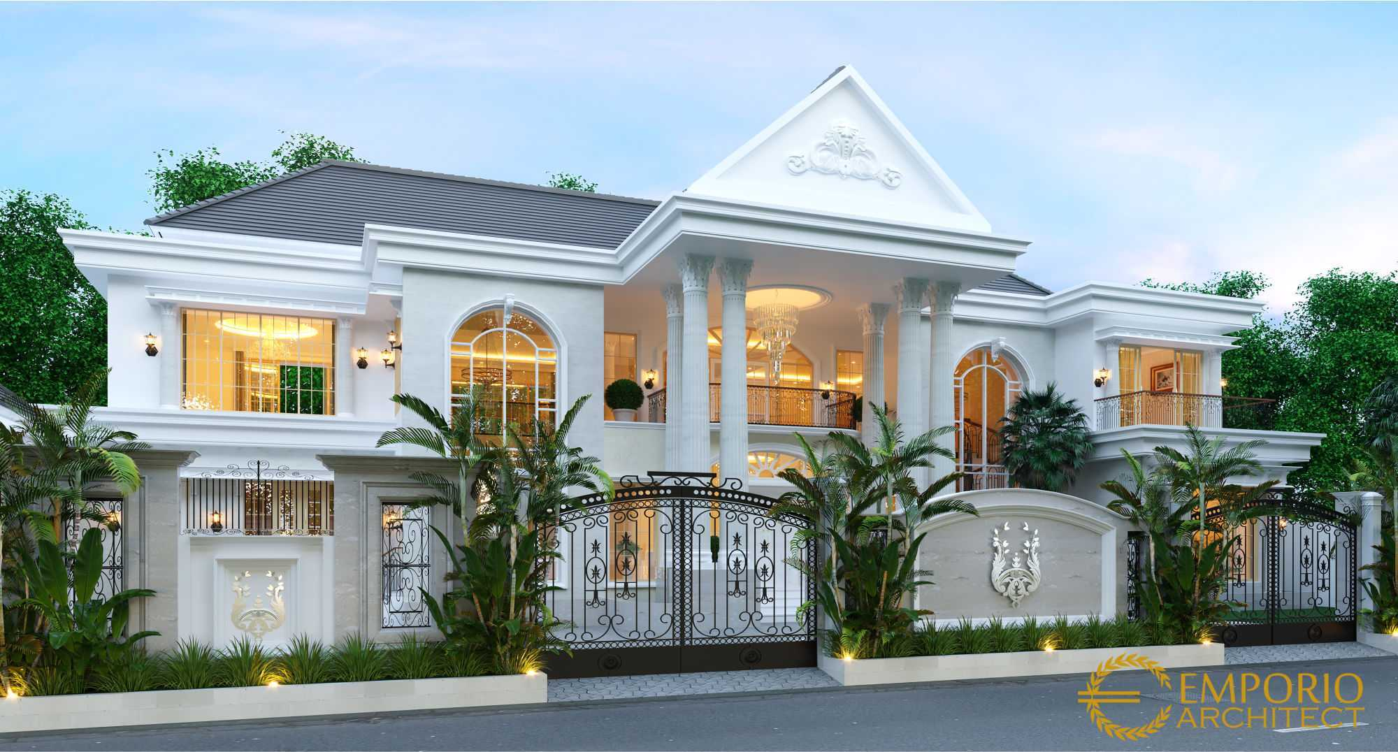 Jasa Arsitek Emporio Architect di Padang